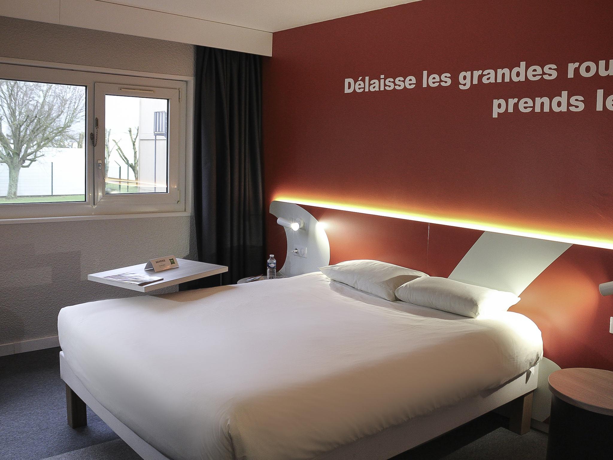 Отель — ibis Styles Beauvais