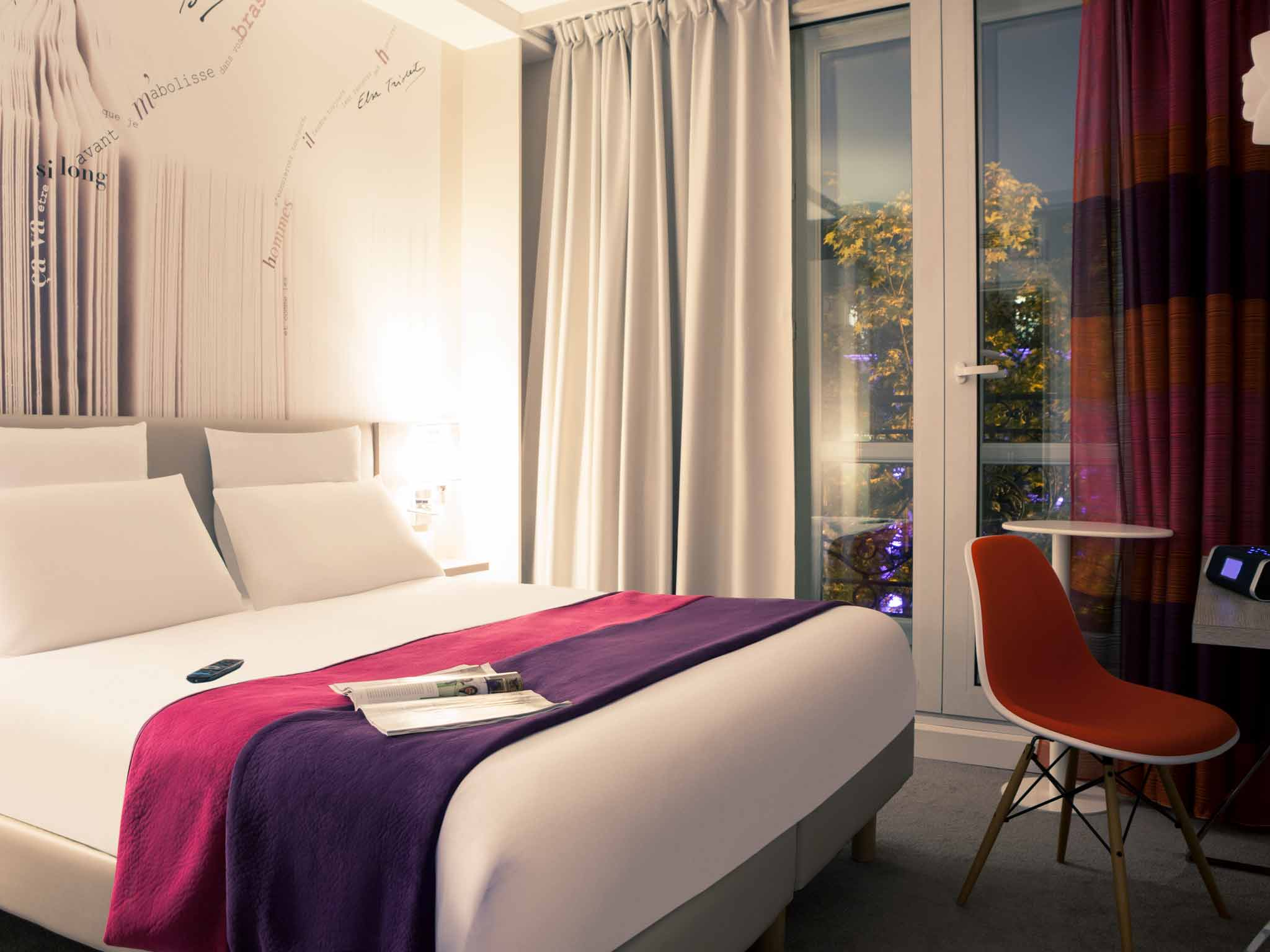 Hotel – Hotel Mercure Parijs Montparnasse Raspail