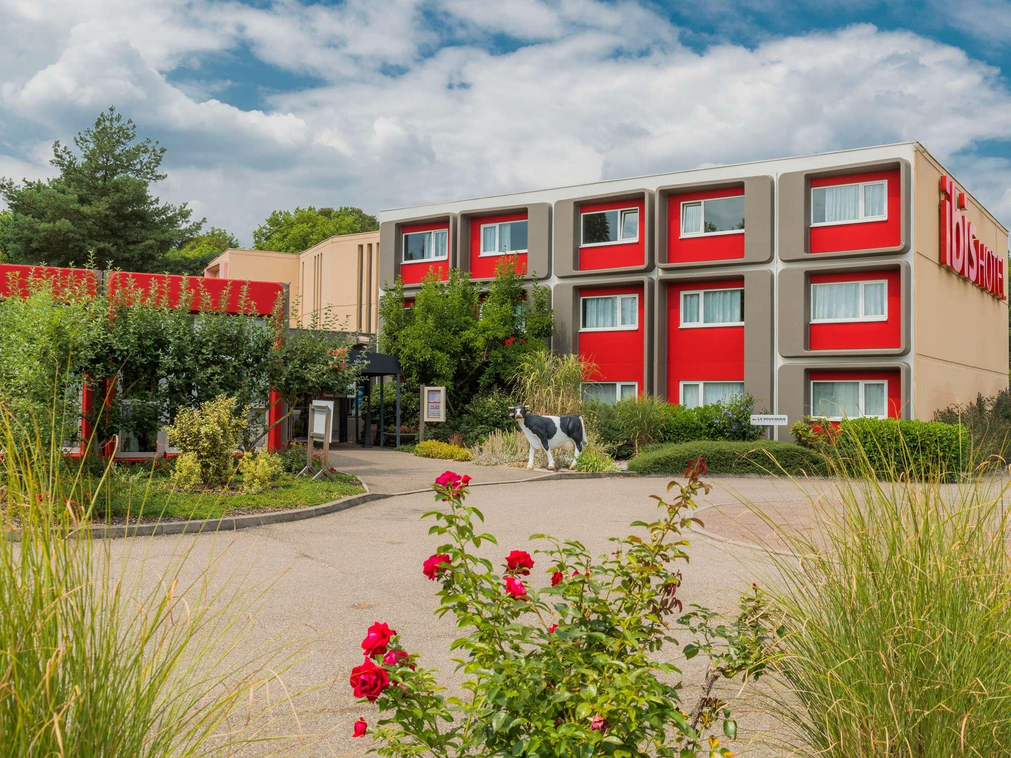 Отель — ibis Metz Woippy