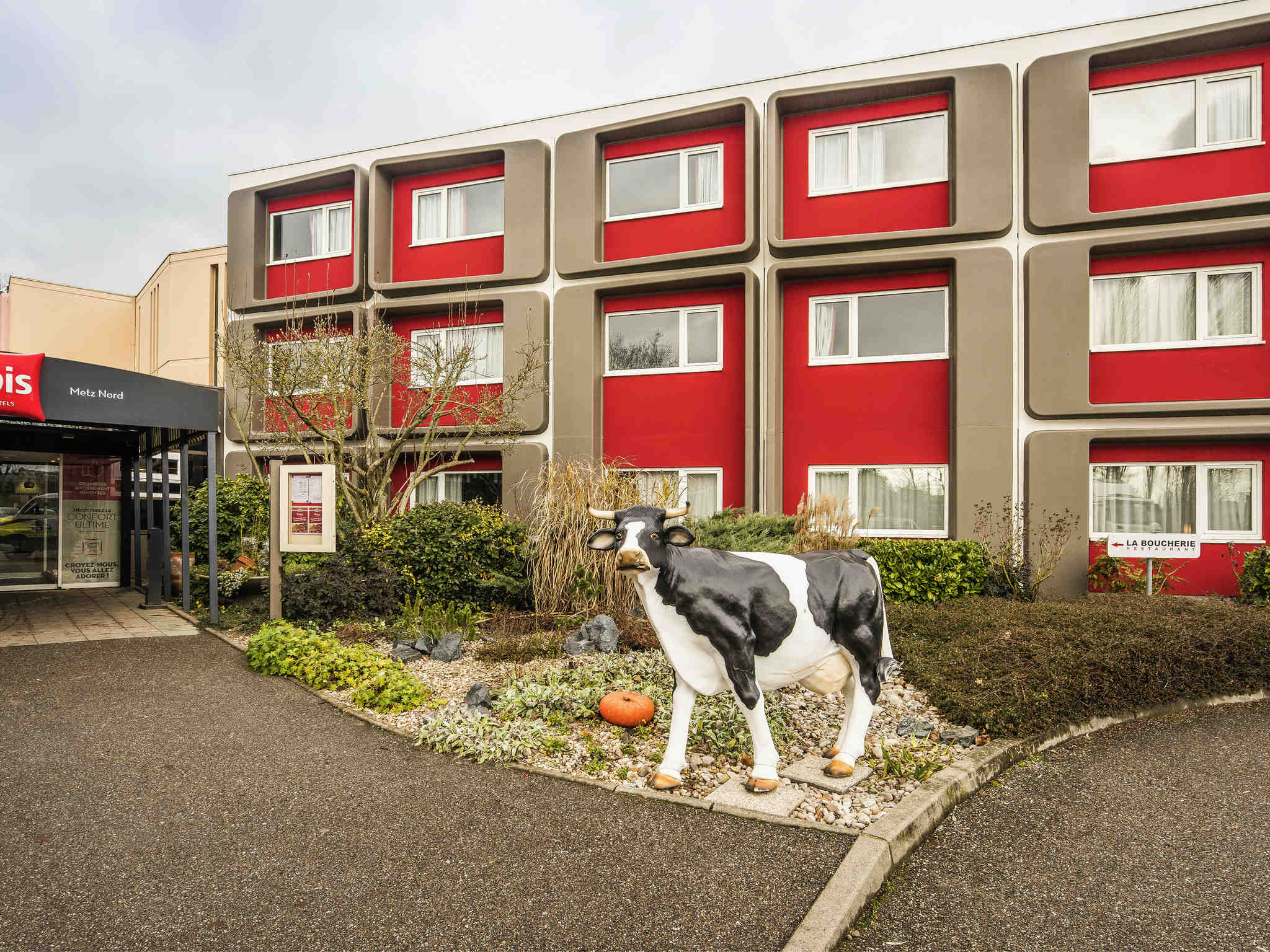 Hotel - ibis Metz Woippy