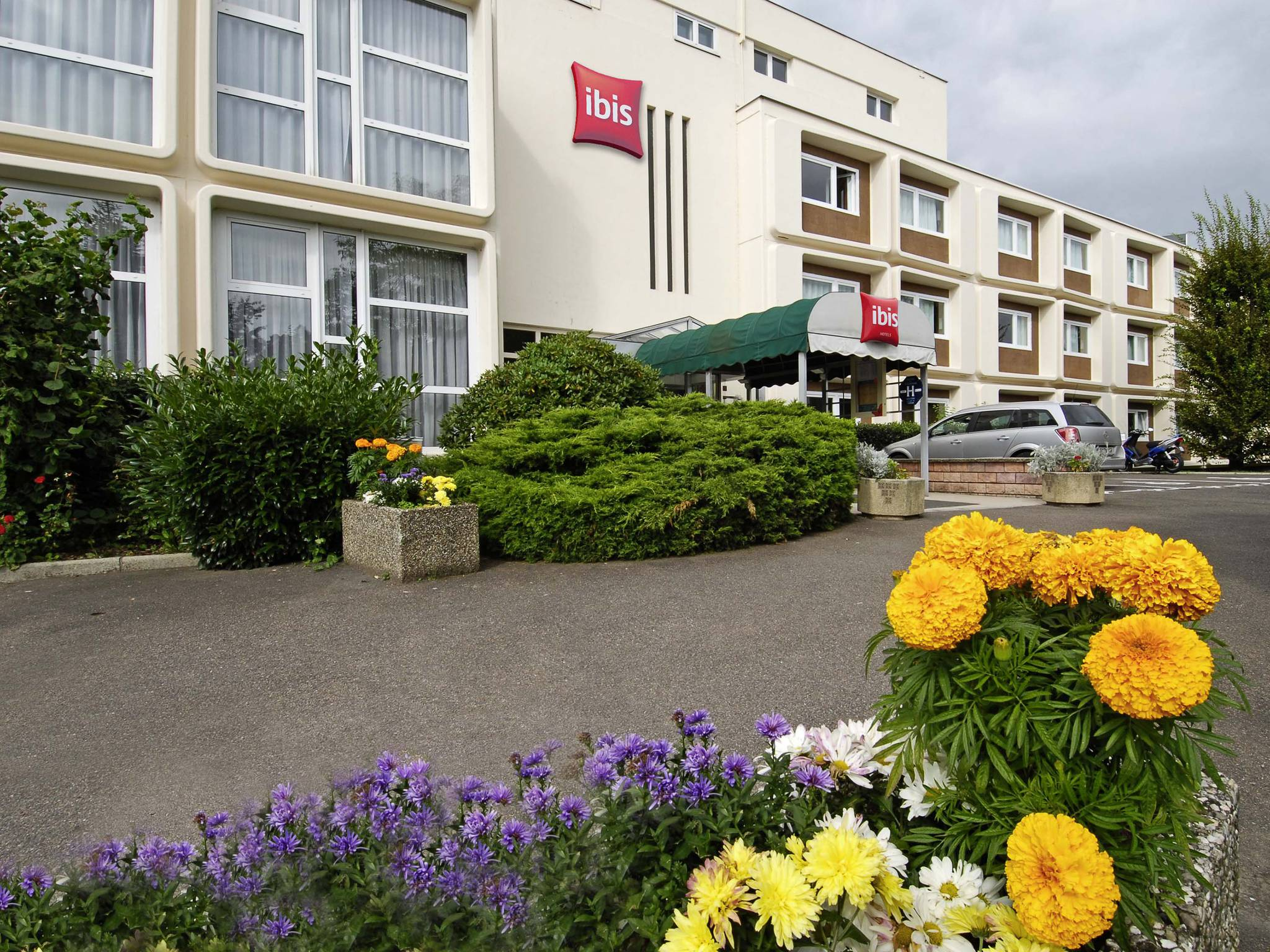 Отель — ibis Belfort Danjoutin