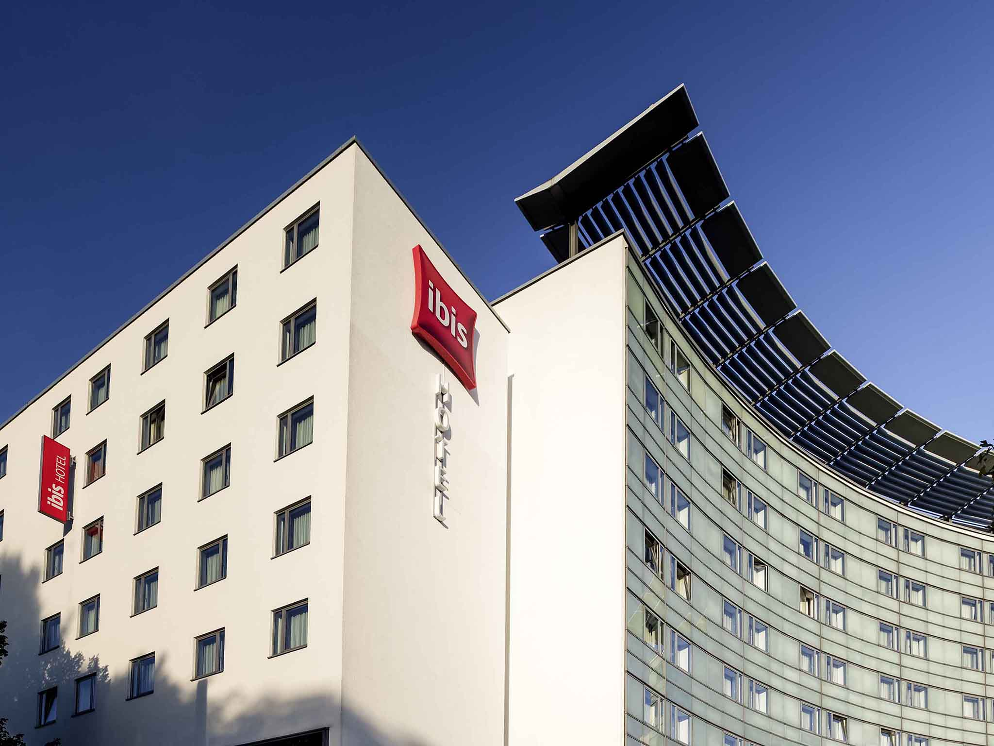 Hotell – ibis Berlin Mitte