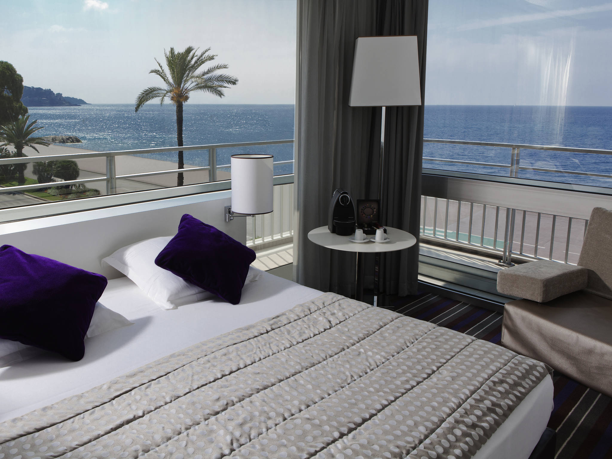 Hôtel - Hôtel Mercure Nice Promenade des Anglais
