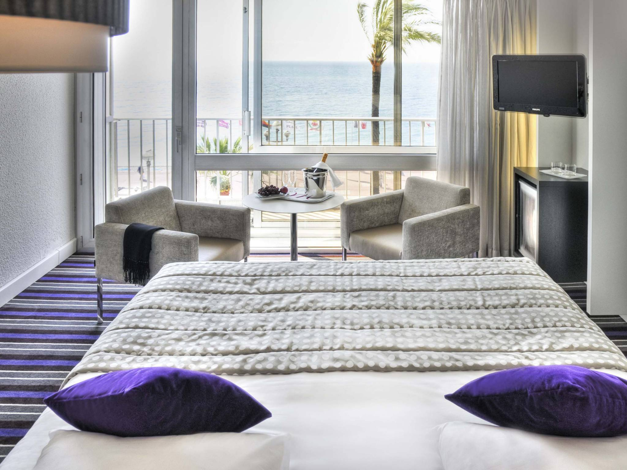Mercure Hotel Rooms