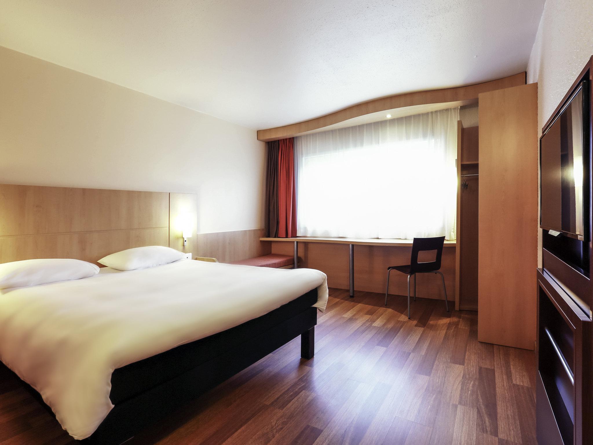 โรงแรม – ibis Charleville-Mézières