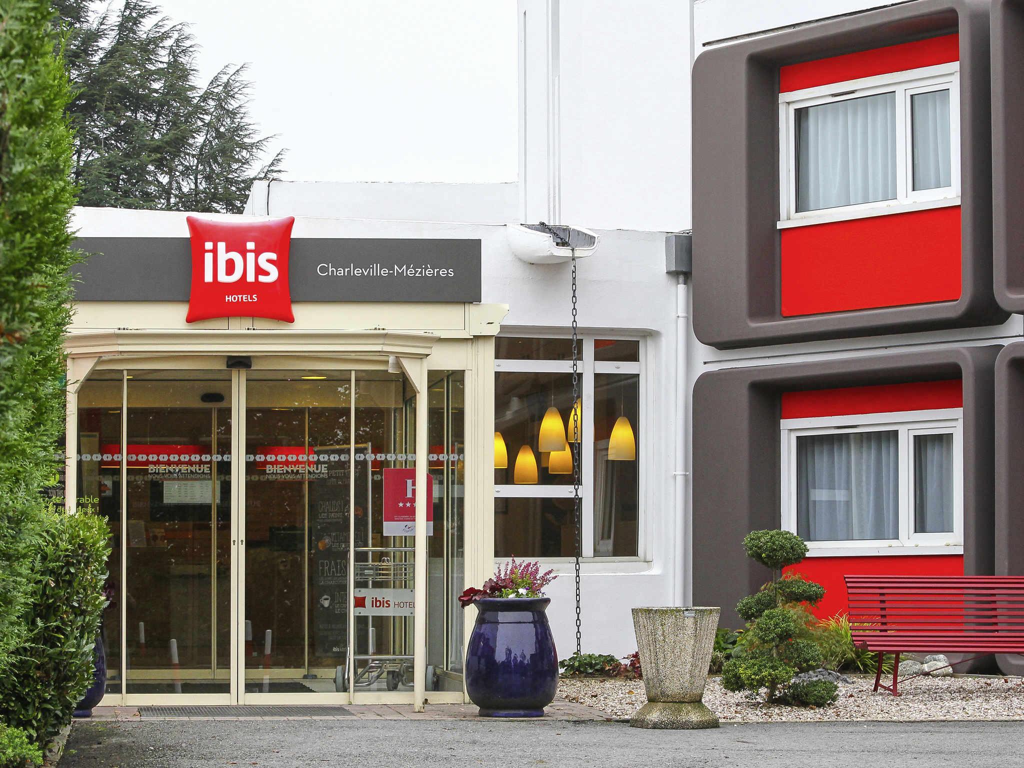 ... Hotel   Ibis Charleville Mezières ...