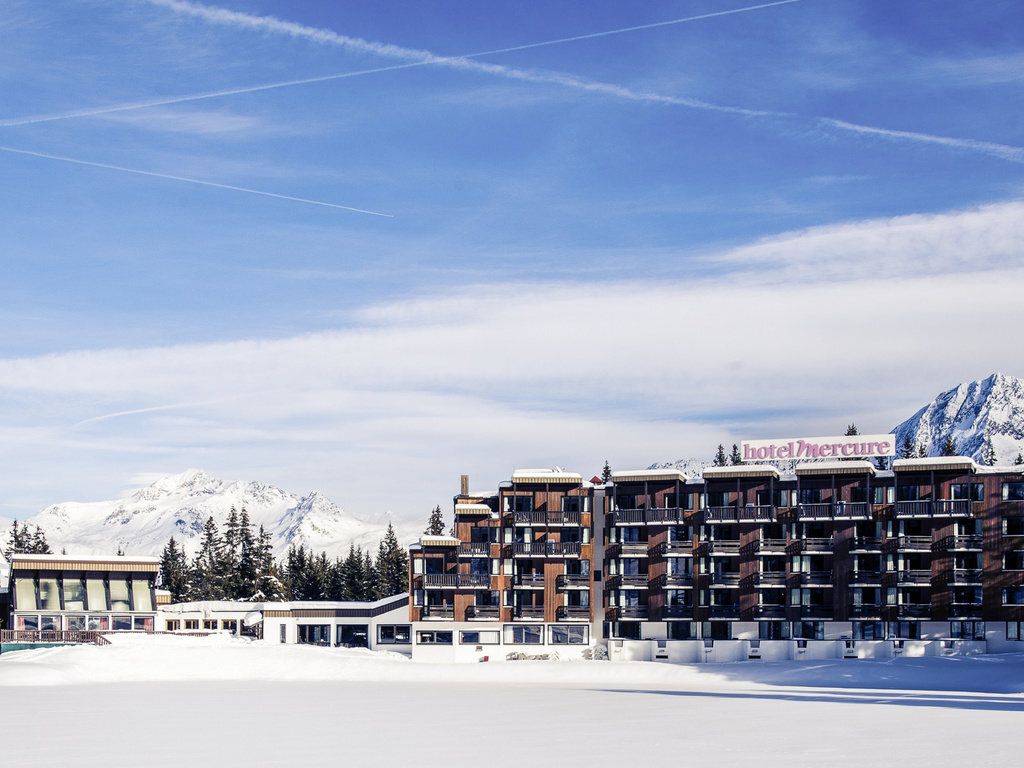 Hotel In Courchevel Mercure Courchevel Hotel Accor