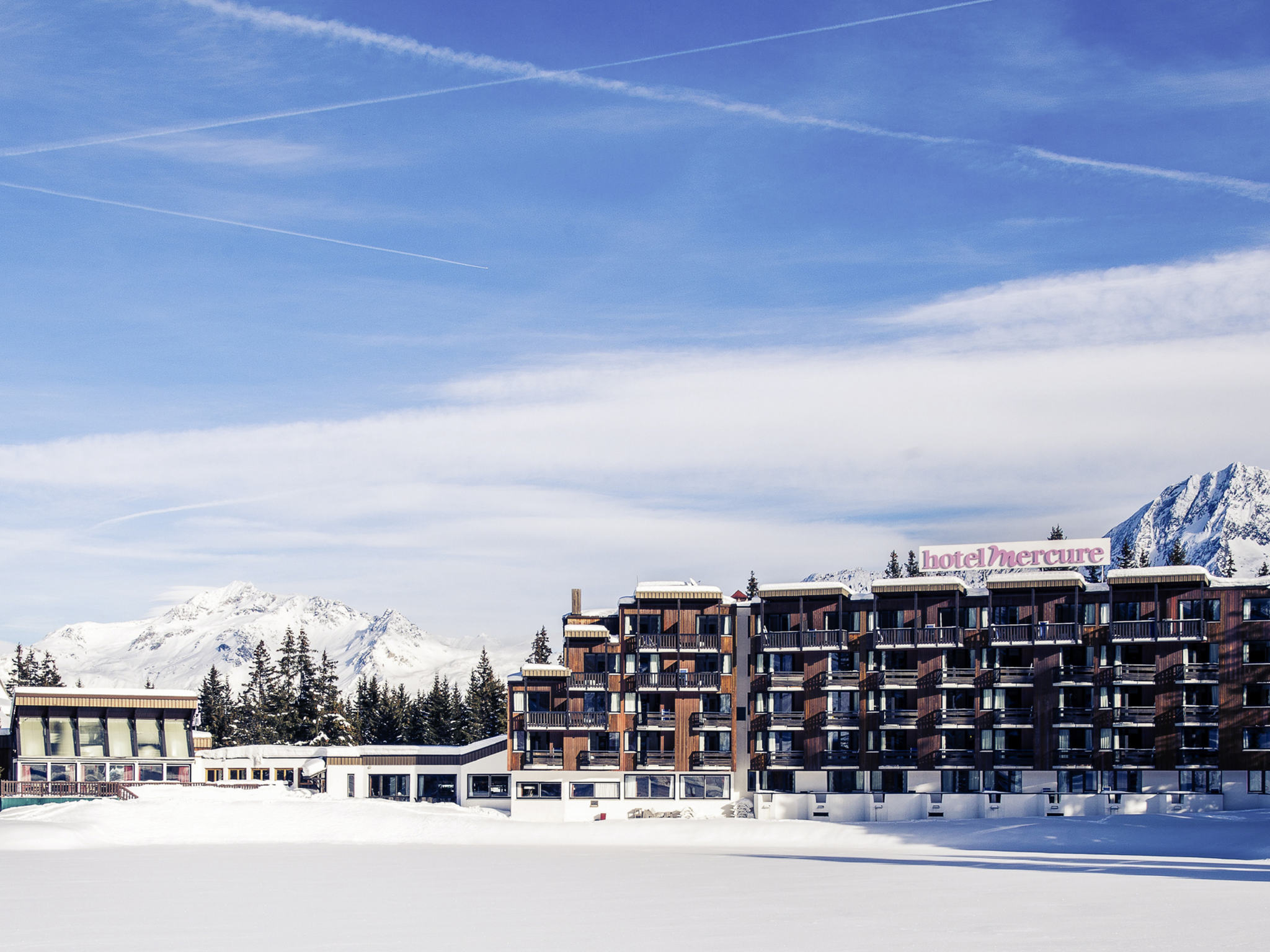 Hotel – Hotel Mercure Courchevel