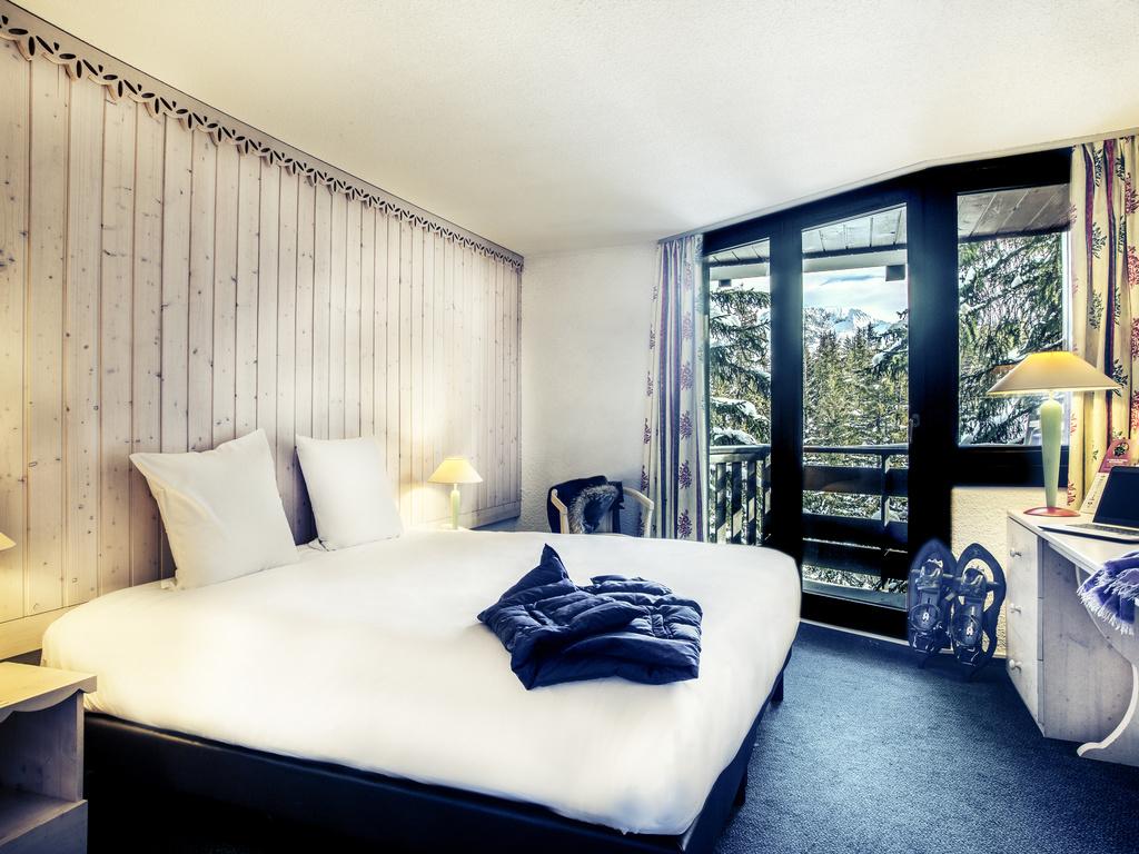 hotel in courchevel mercure courchevel hotel