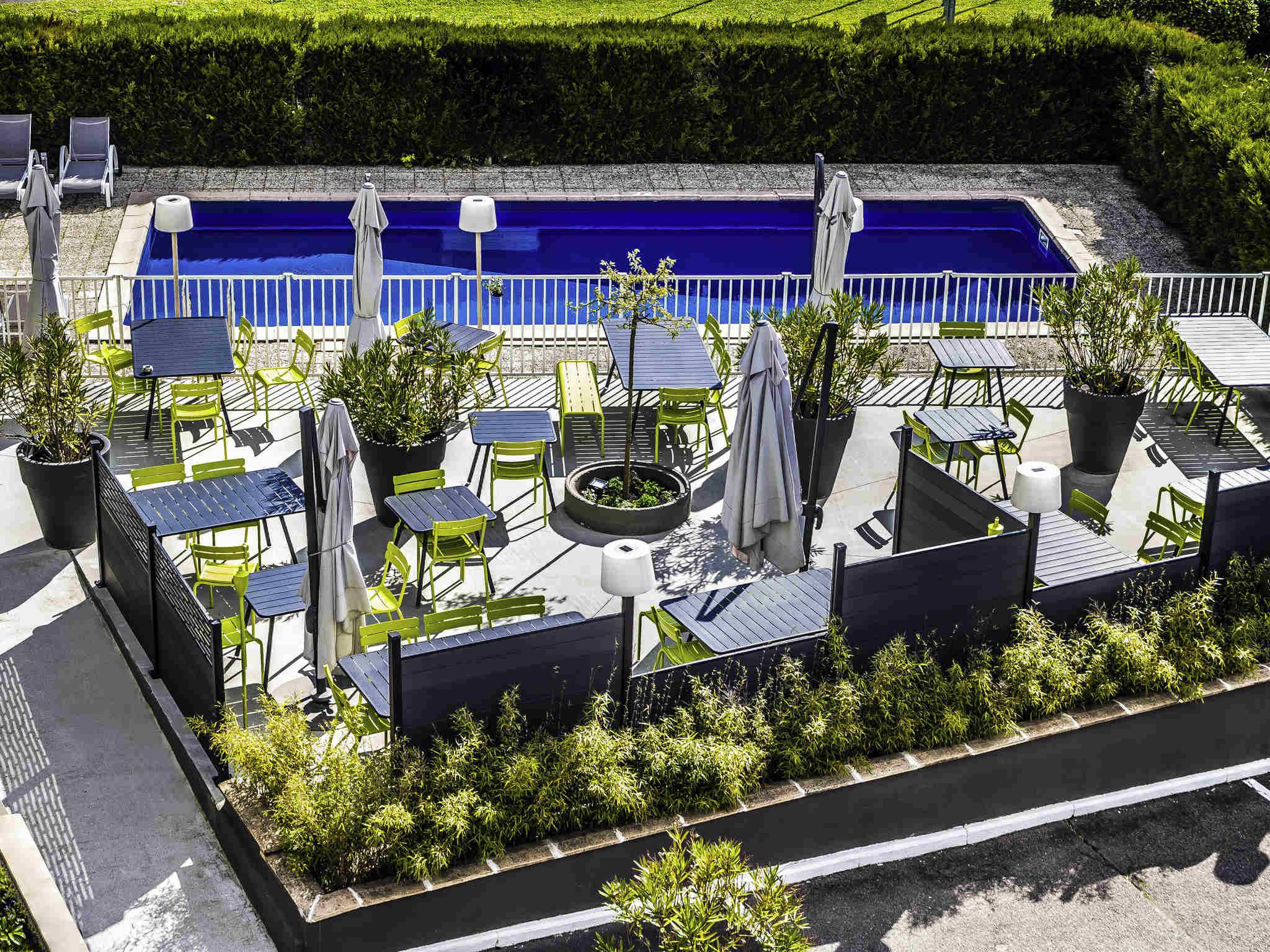 Отель — ibis Styles Chalon-sur-Saône