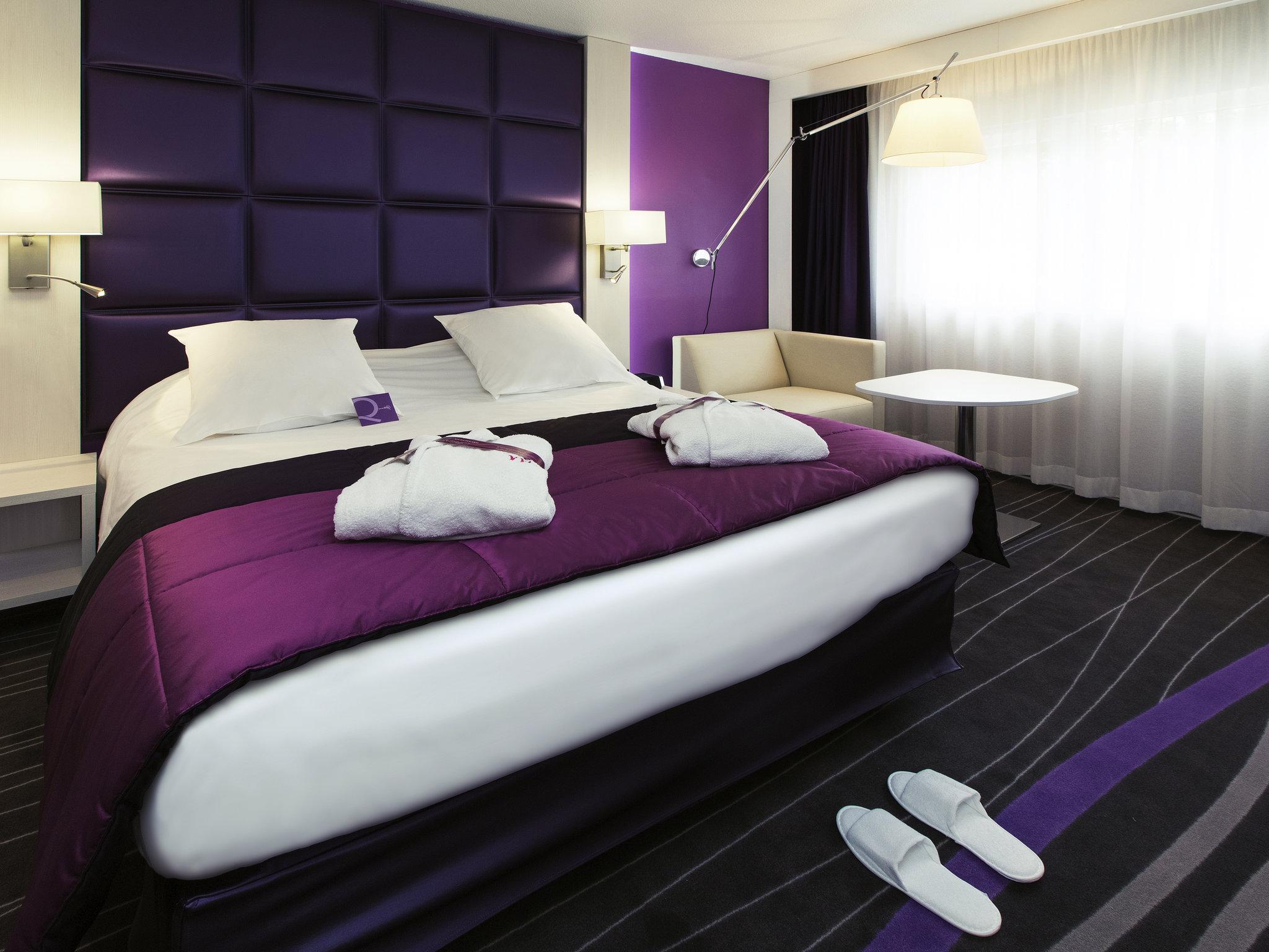 酒店 – Hôtel Mercure Strasbourg Aéroport