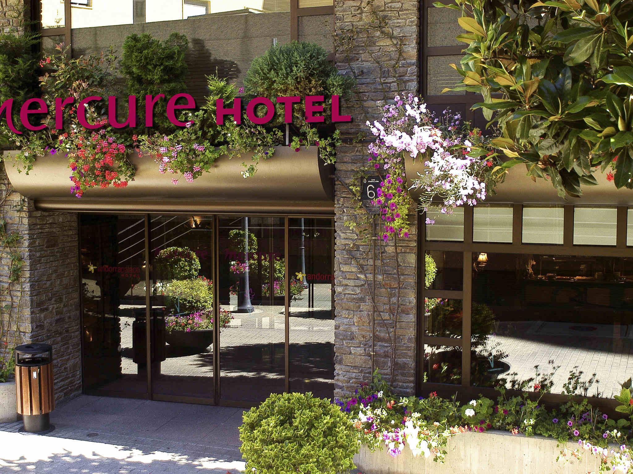 โรงแรม – Hôtel Mercure Andorra