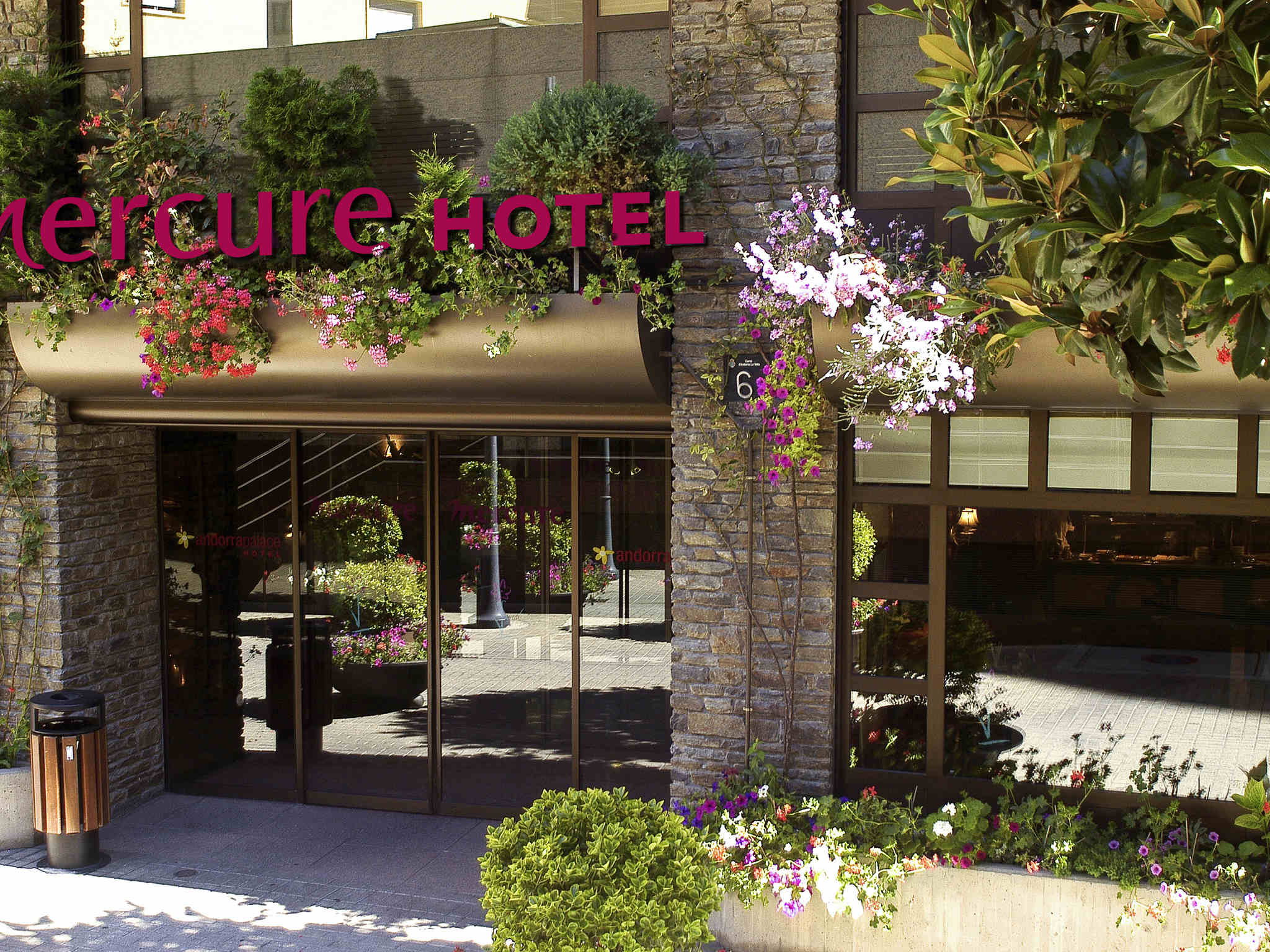 Hotel – Hotel Mercure Andorra