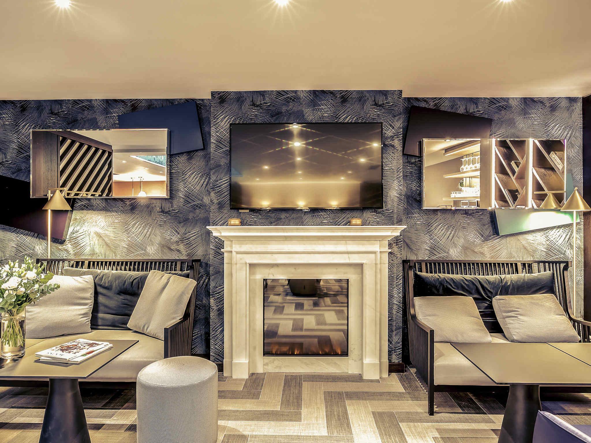 โรงแรม – โรงแรมเมอร์เคียว ปารีส อาร์ค เดอ ทรียงฟ์ เอตวล