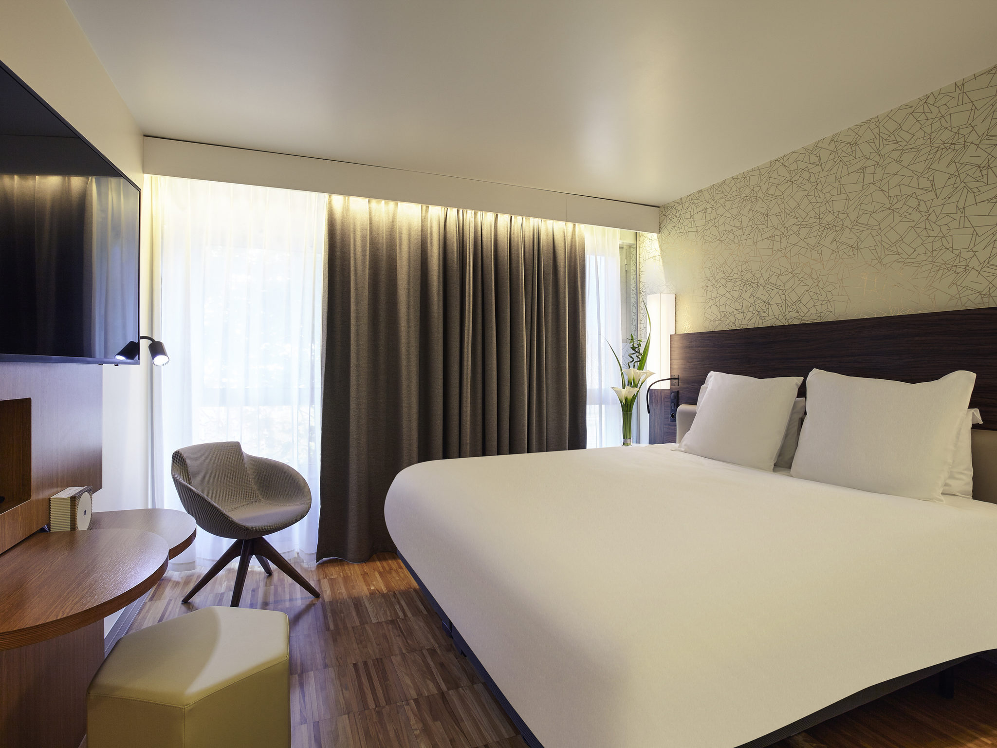 Hotel – Albergo Mercure Parigi Arc de Triomphe Étoile