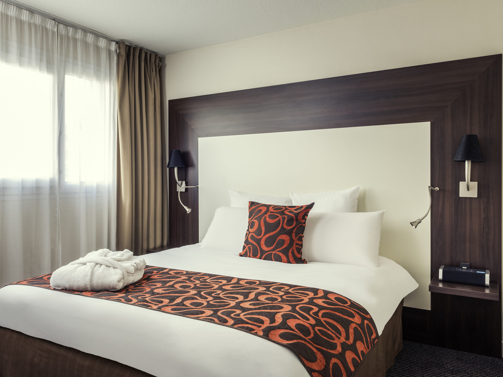 Hotel – Albergo Mercure Parigi Porte d'Orléans