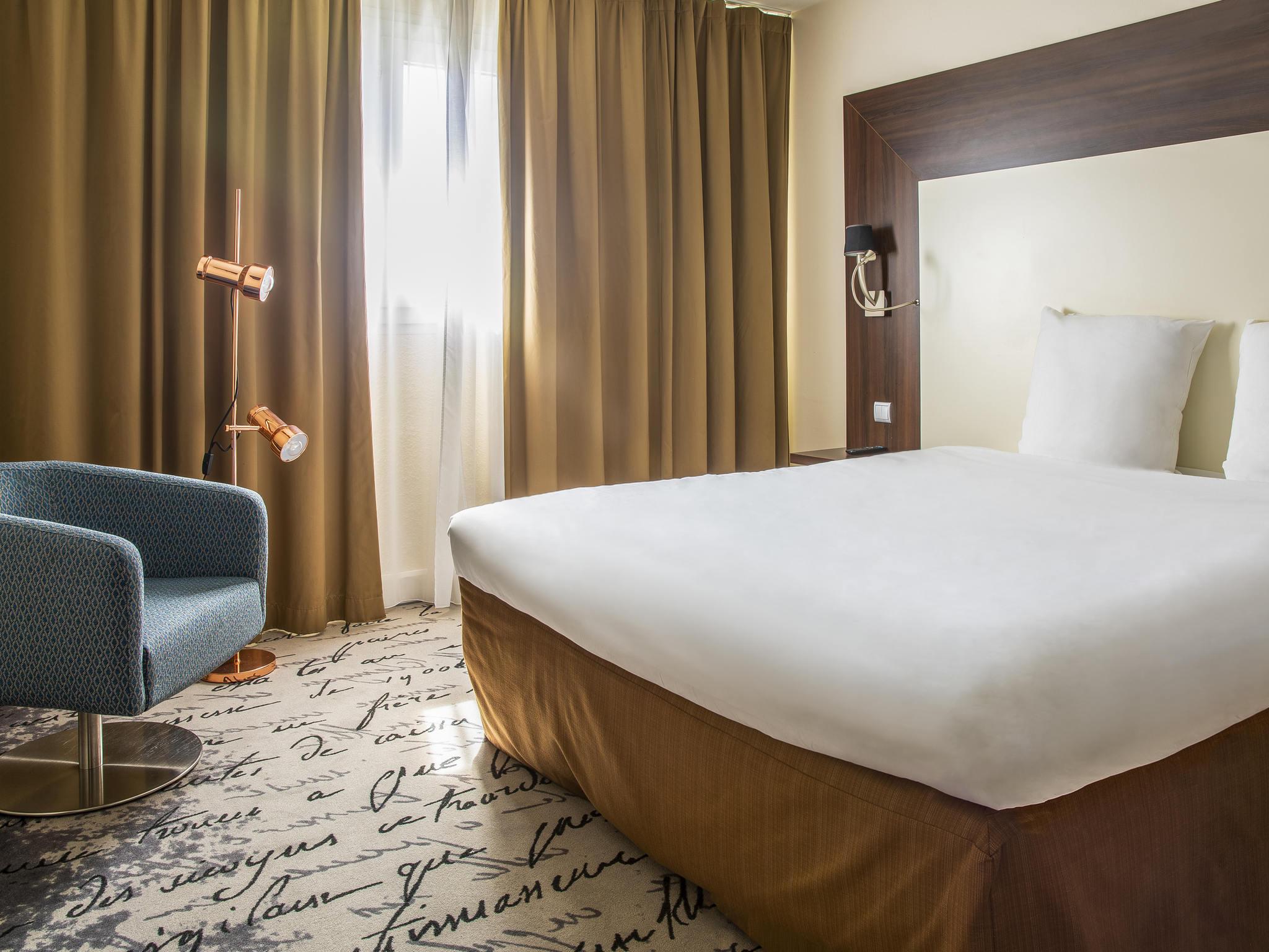 Hotel – Hotel Mercure París Puerta de Orléans