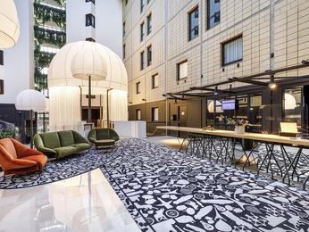Hôtel mercure paris porte de versailles expo à Vanves