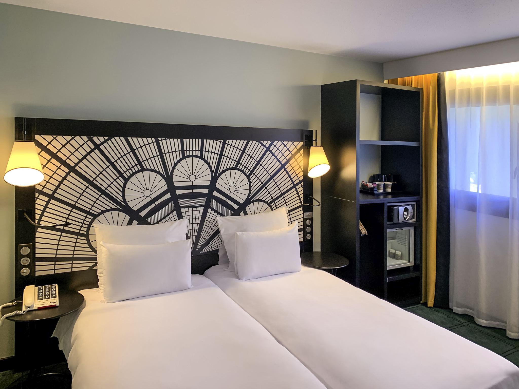 Hotel in vanves mercure paris porte de versailles expo hotel - Massage porte de versailles ...