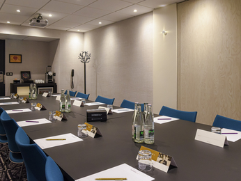 Meetings - Mercure Paris Porte de Versailles Expo Hotel
