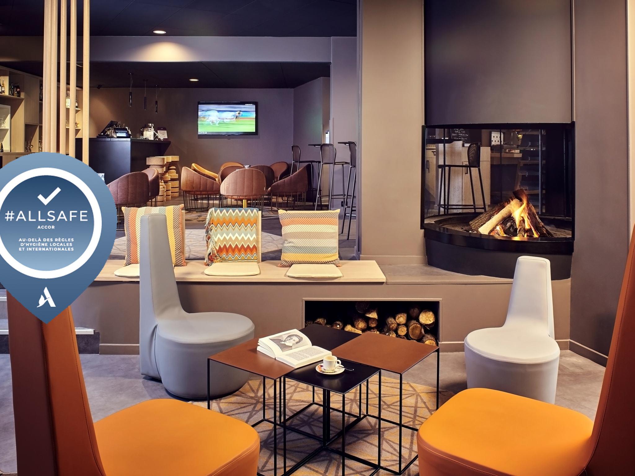 Hotel – Albergo Mercure Parigi Sud Les Ulis Courtaboeuf
