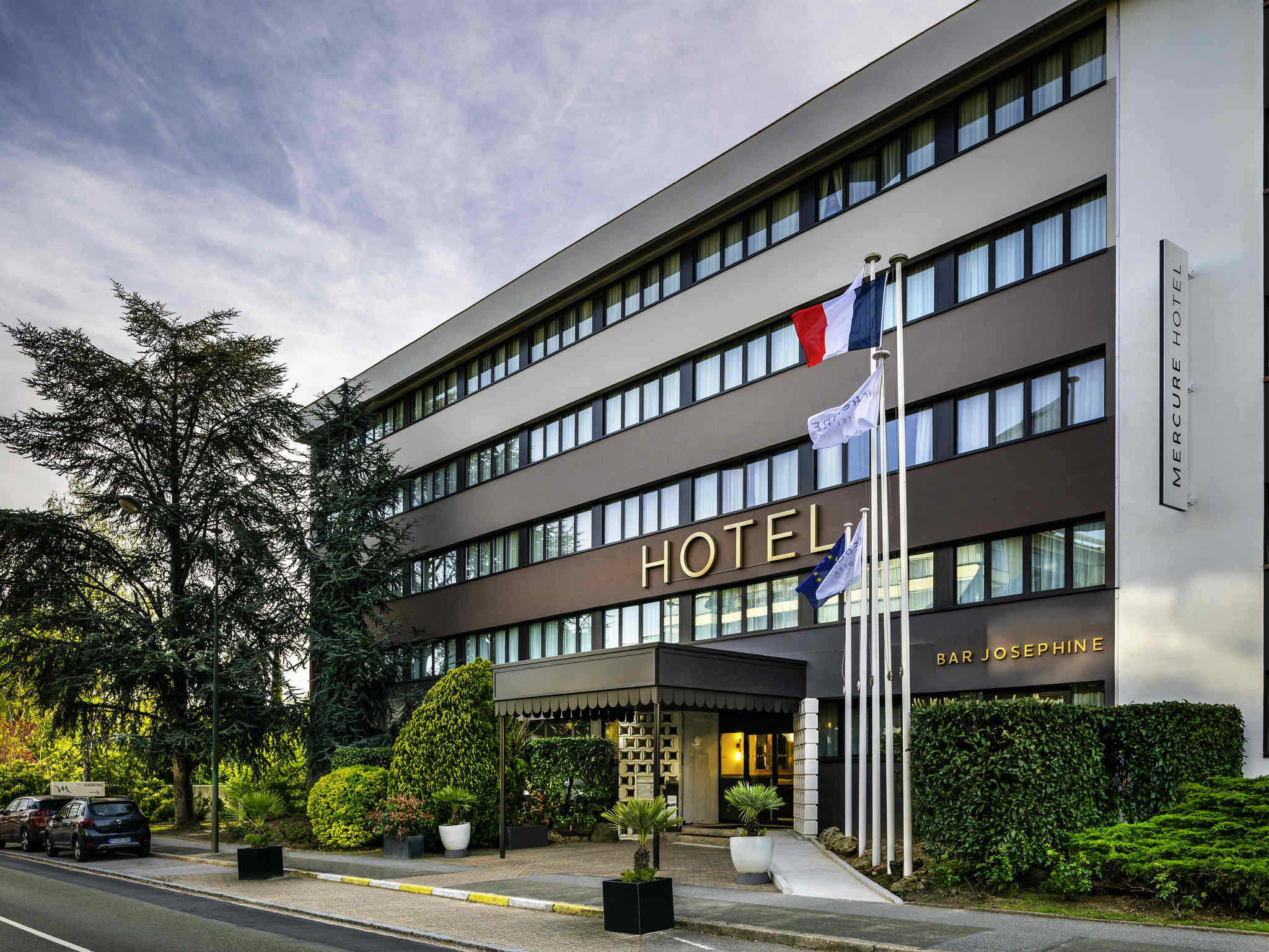 Hotel – Hotel Mercure Versailles Parly 2