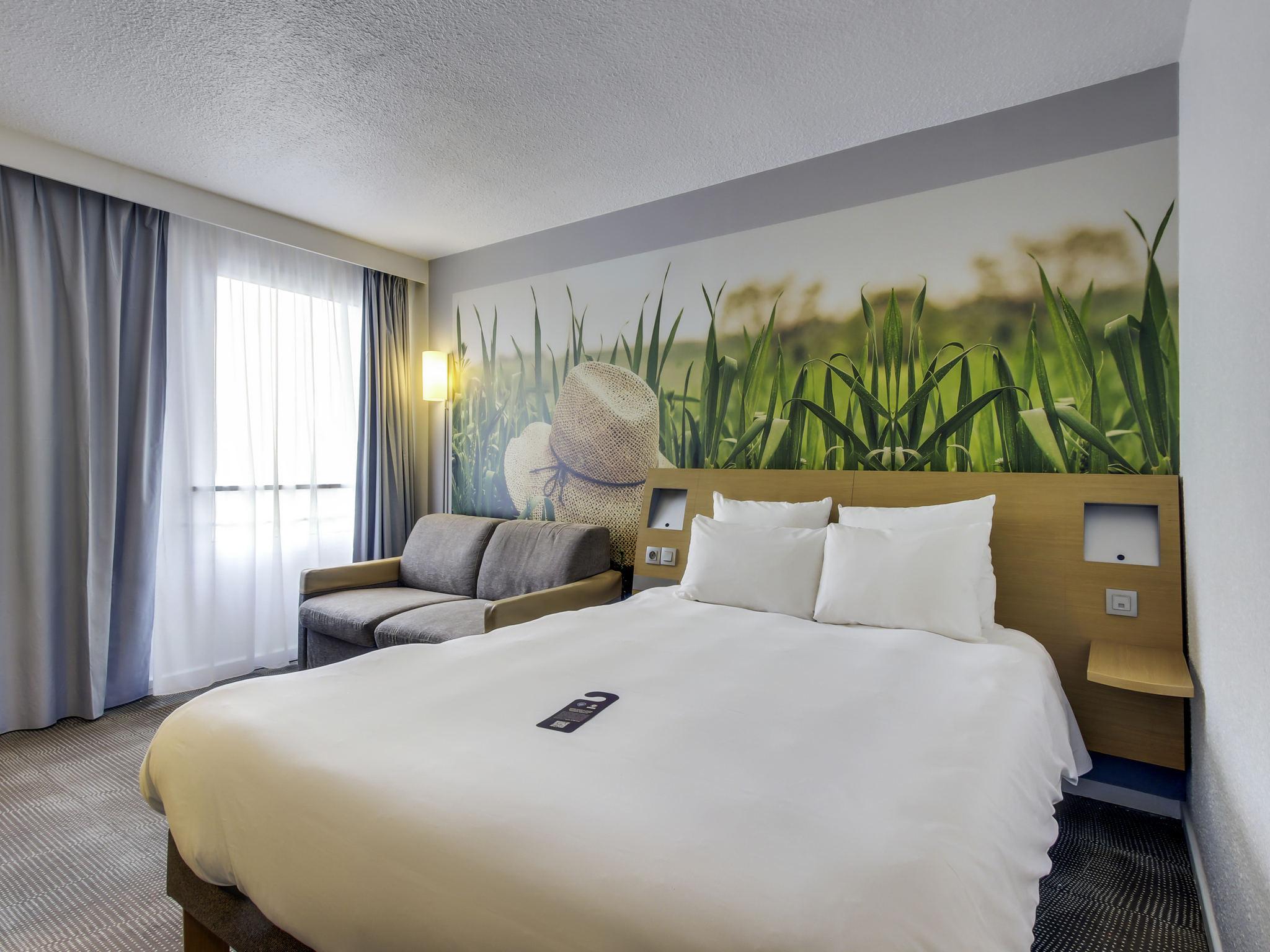 酒店 – 巴黎东部诺富特酒店