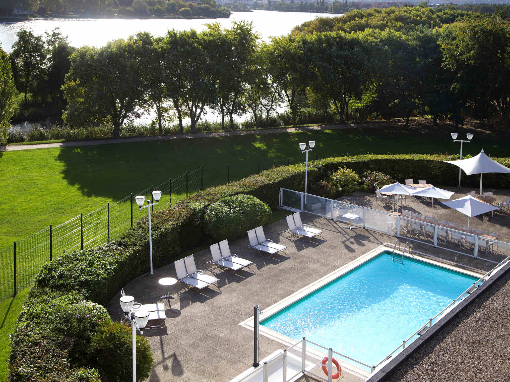 Hotel Novotel Paris Creteil Le Lac