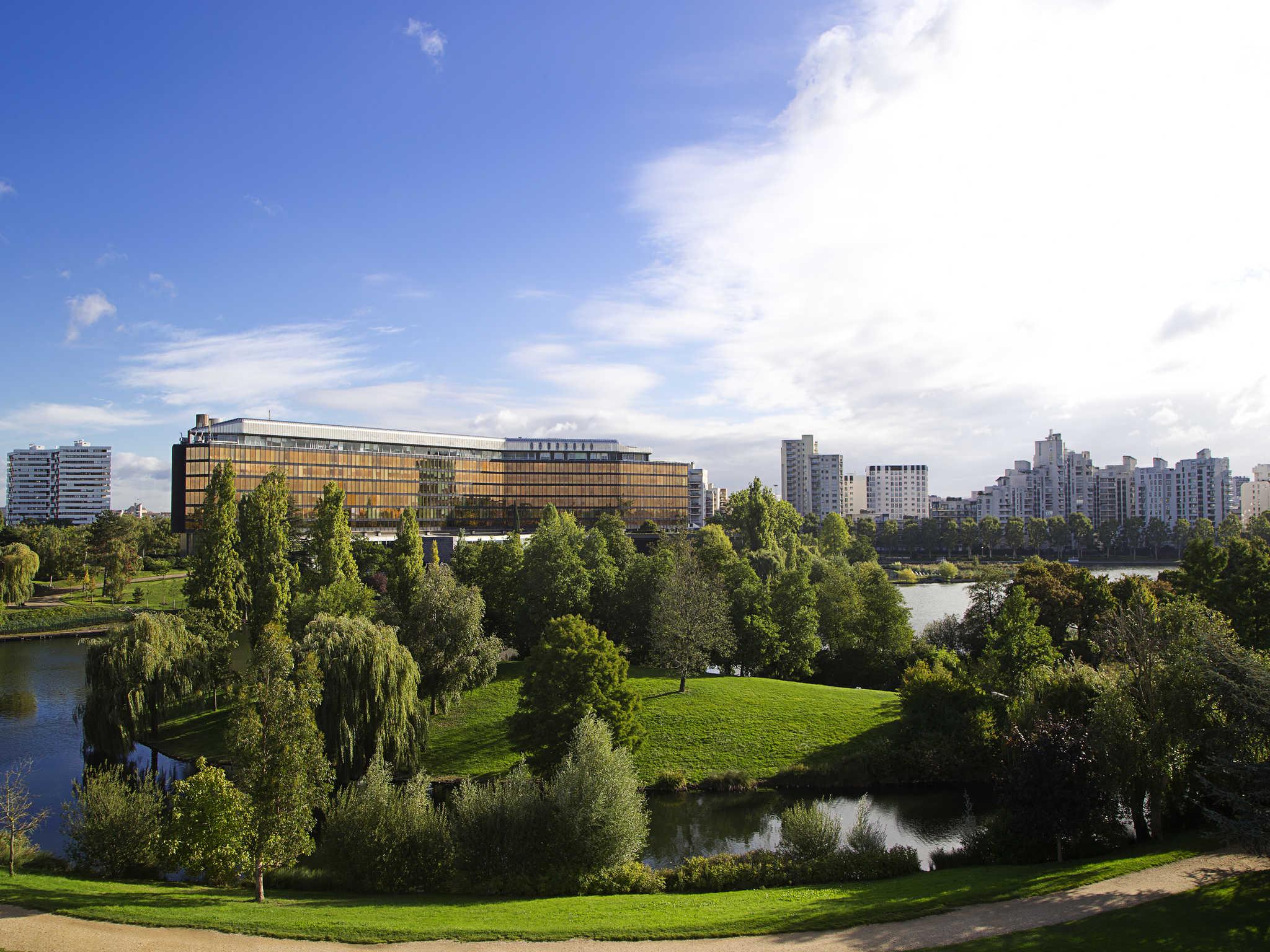 โรงแรม – Novotel Paris Créteil Le Lac