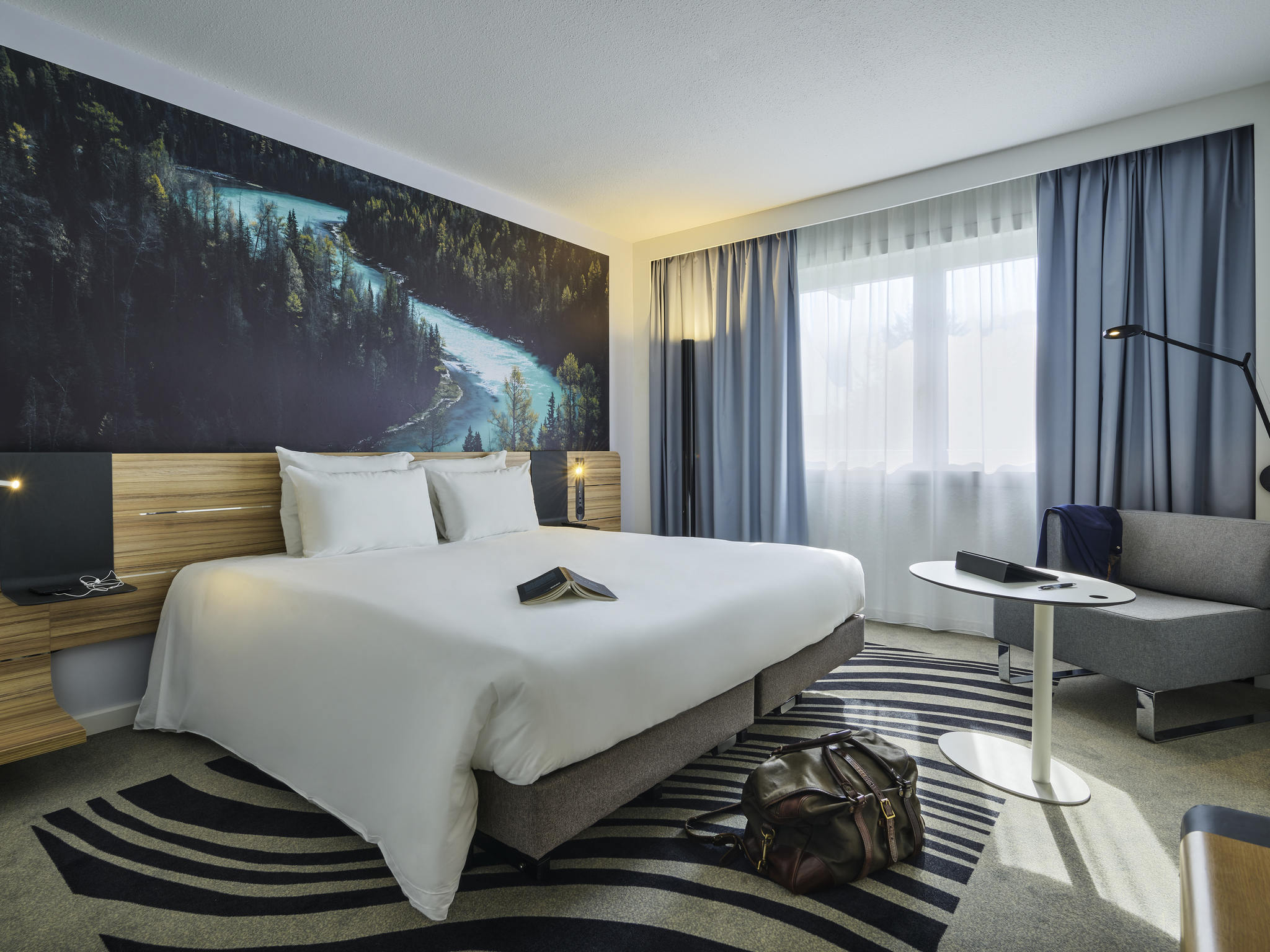 Hotell – Novotel Massy Palaiseau