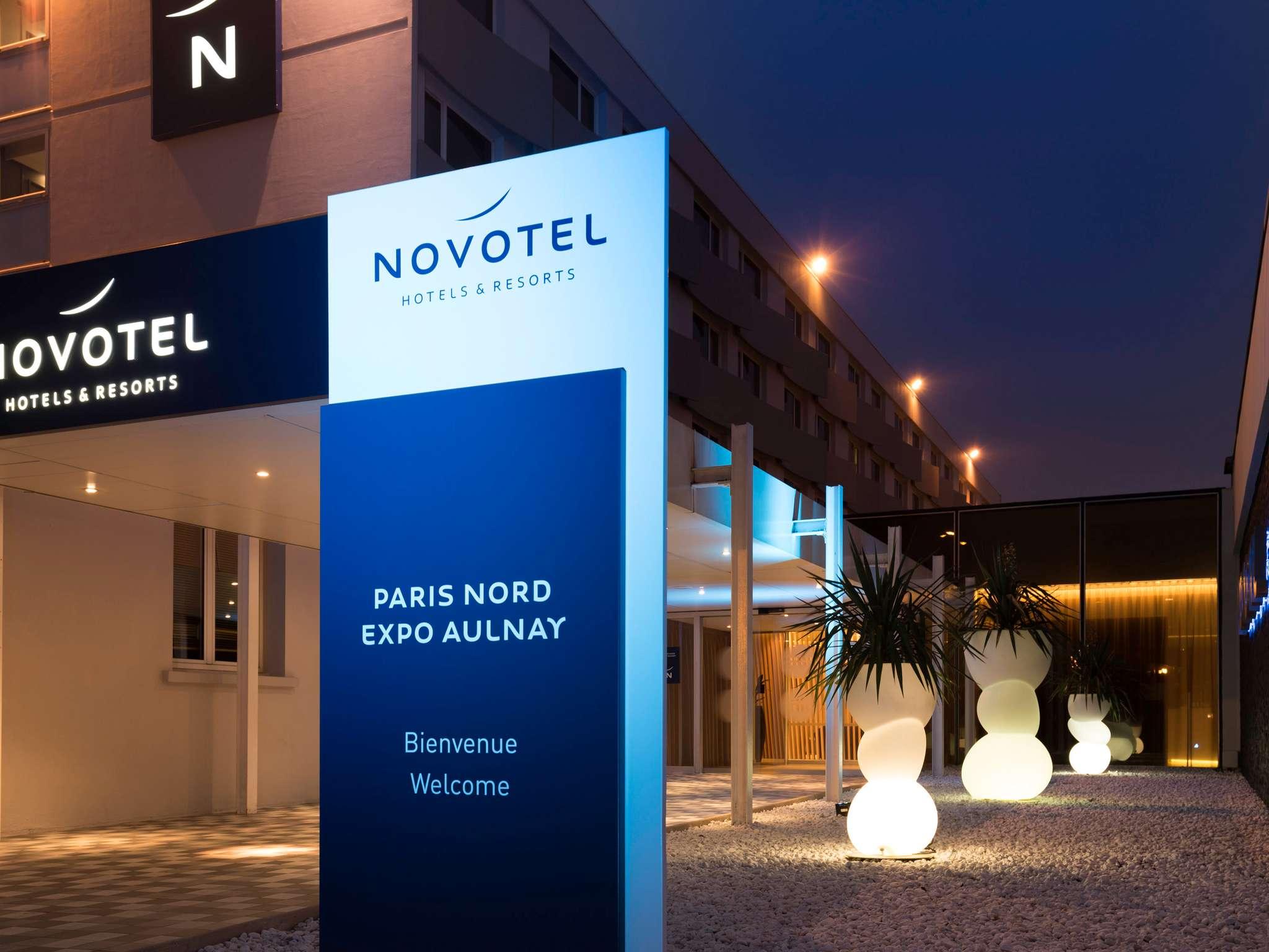 酒店 – Novotel Paris Nord Expo Aulnay