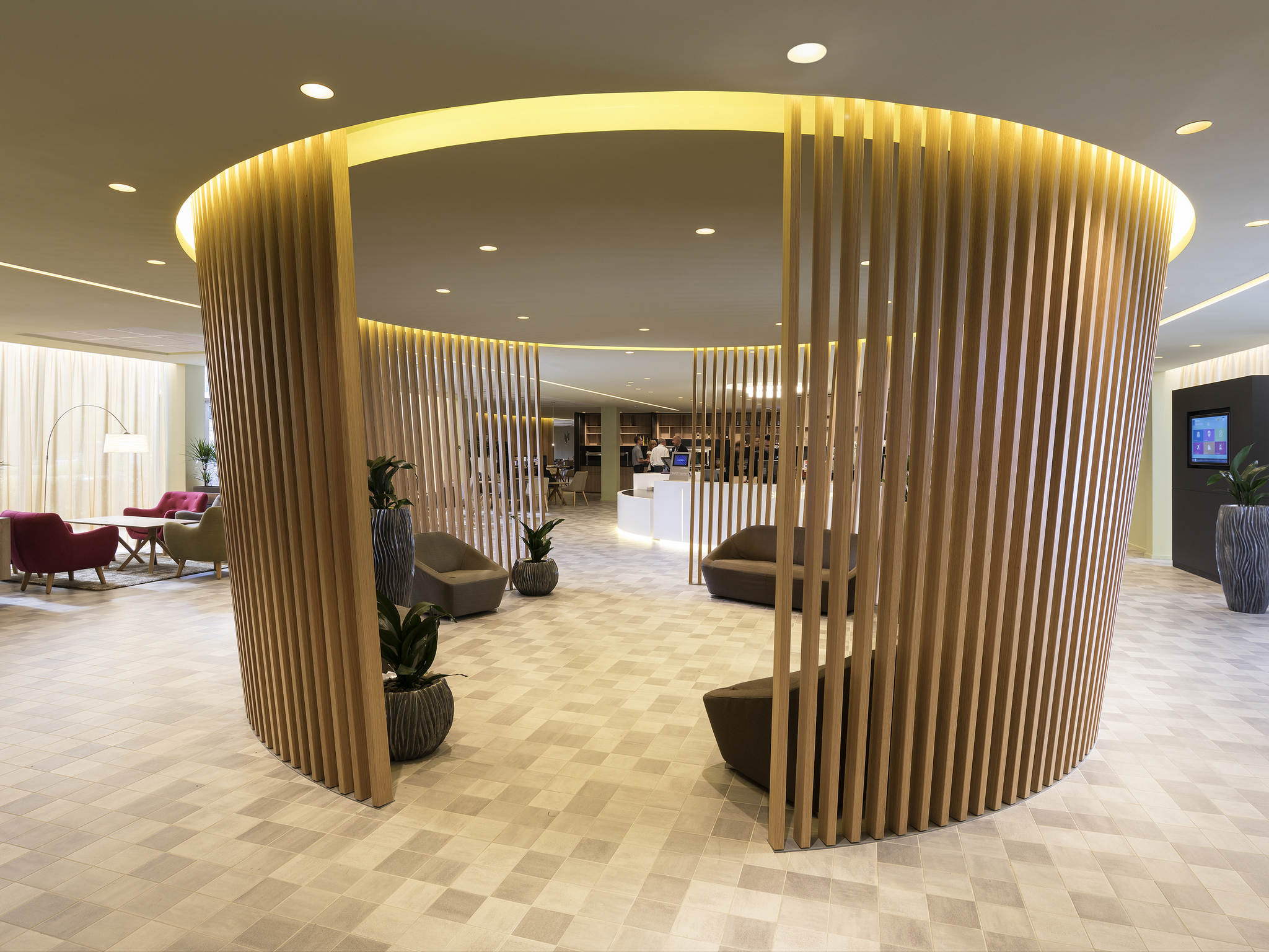 Hotell – Novotel Paris Nord Expo Aulnay