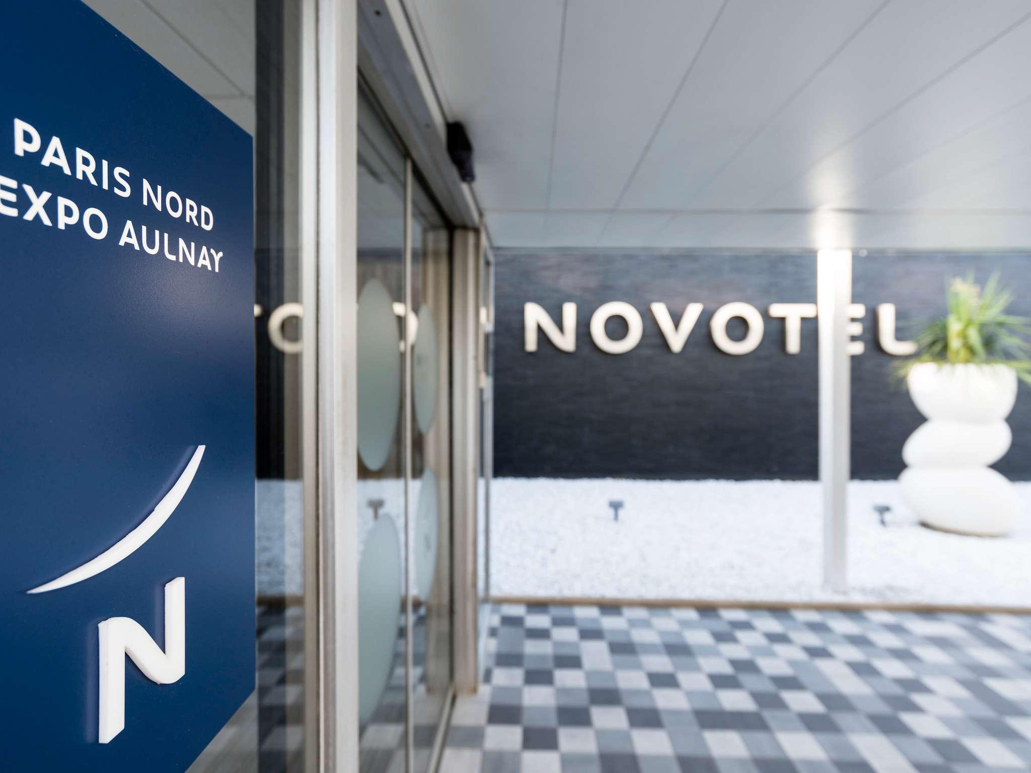 Hotel Novotel Paris Nord Expo