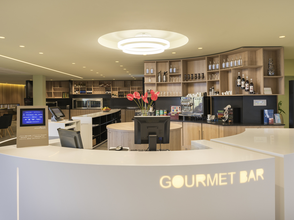 Hotel In Aulnay Sous Bois Novotel Paris Nord Expo Aulnay