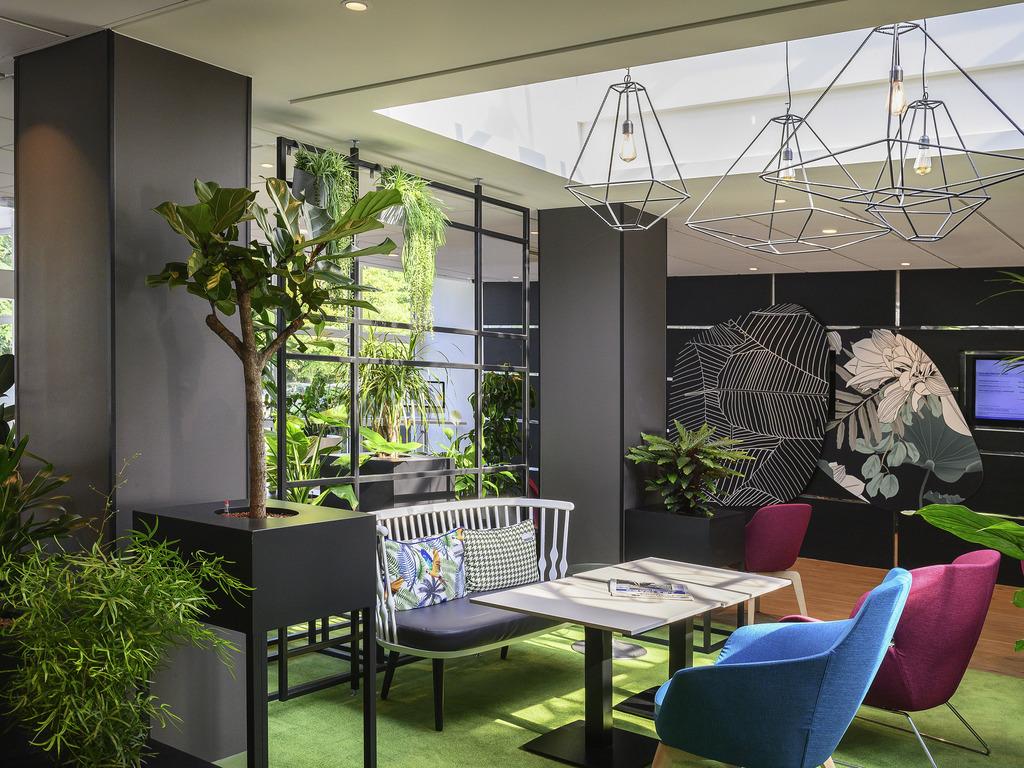 hotel courcouronnes - novotel Évry courcouronnes