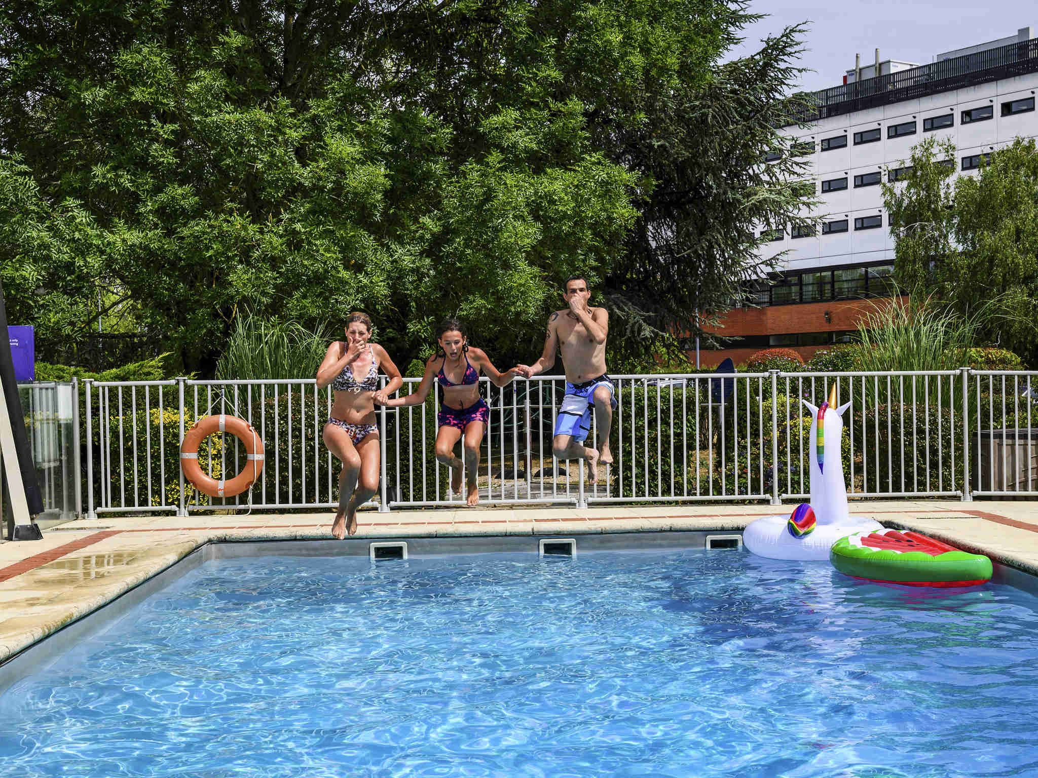 Hotel - Novotel Évry Courcouronnes