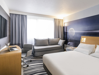 Rooms - Novotel Saclay