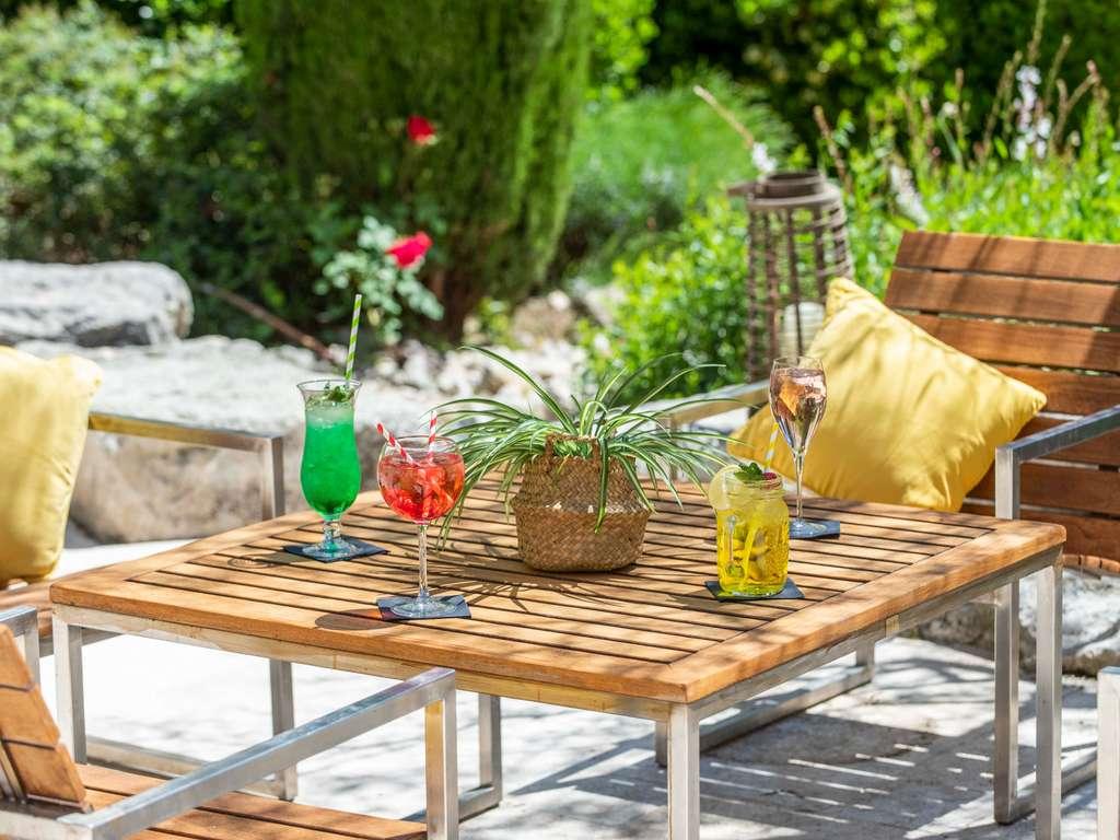 Restaurant Hotel Novotel Aix En Provence Beaumanoir