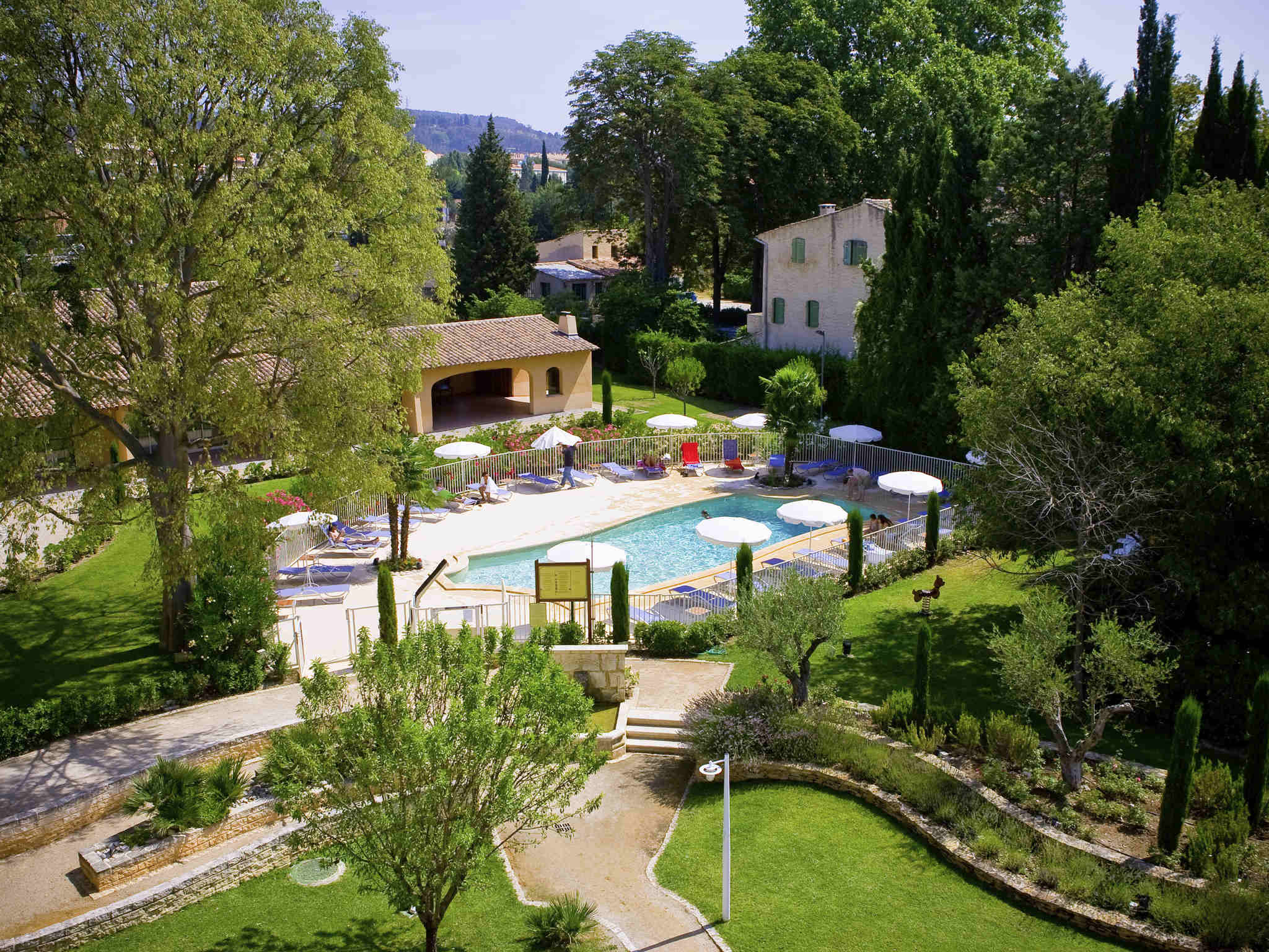 Hotell – Novotel Aix-en-Provence Pont-de-l'Arc Fenouillères