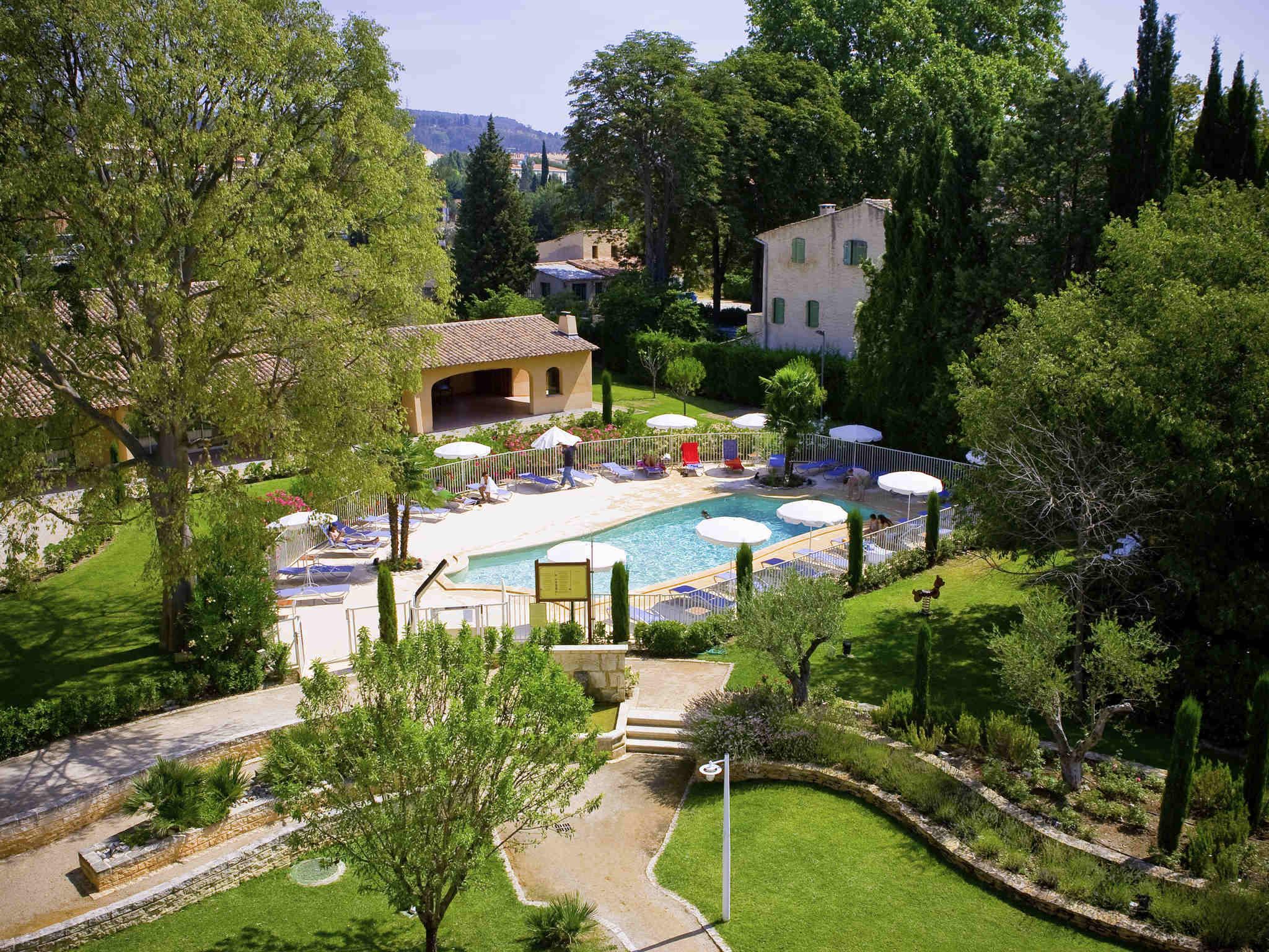 โรงแรม – Novotel Aix-en-Provence Pont-de-l'Arc Fenouillères