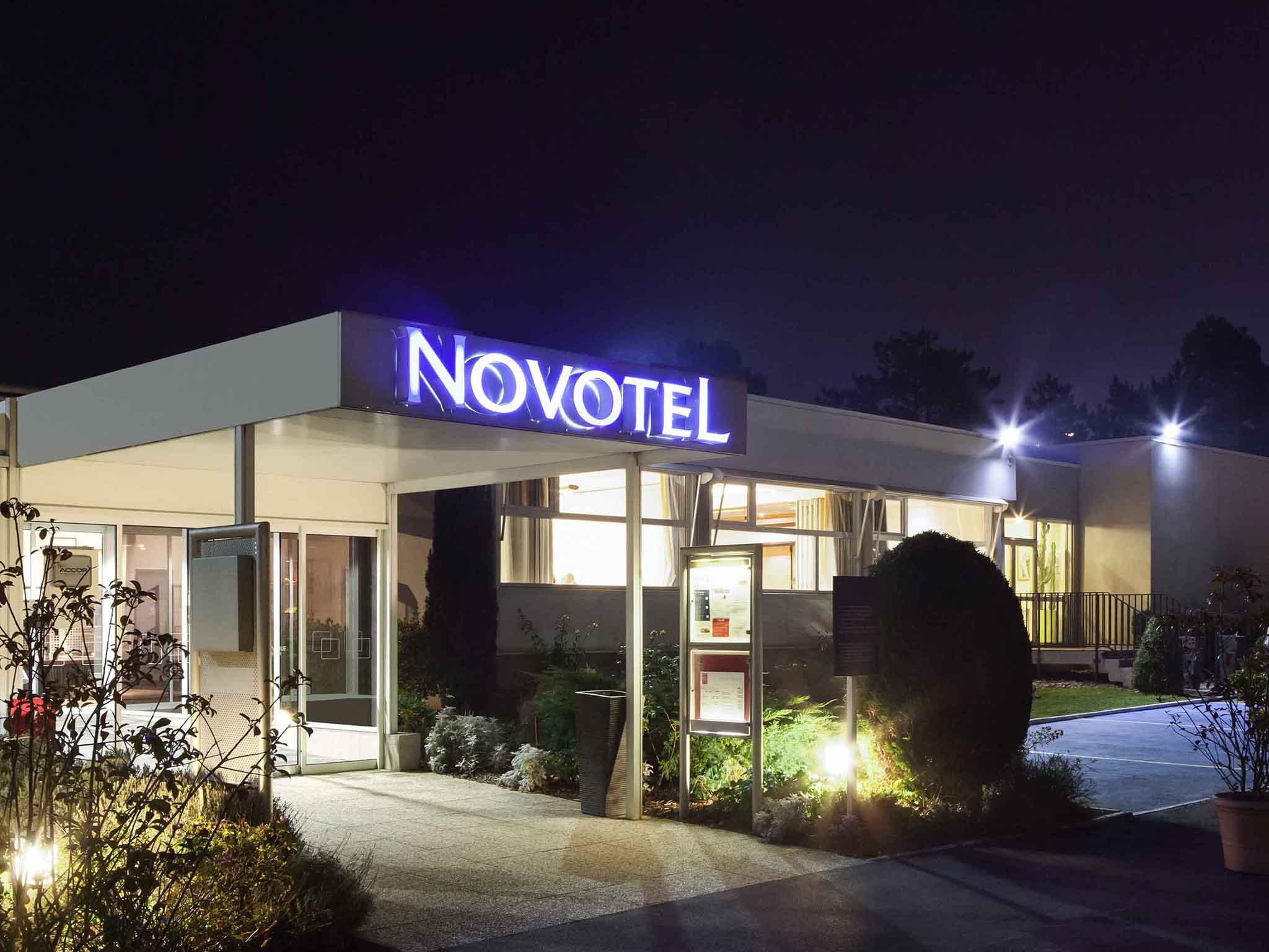 ... Hotel   Novotel Amiens Pôle Jules Verne ...