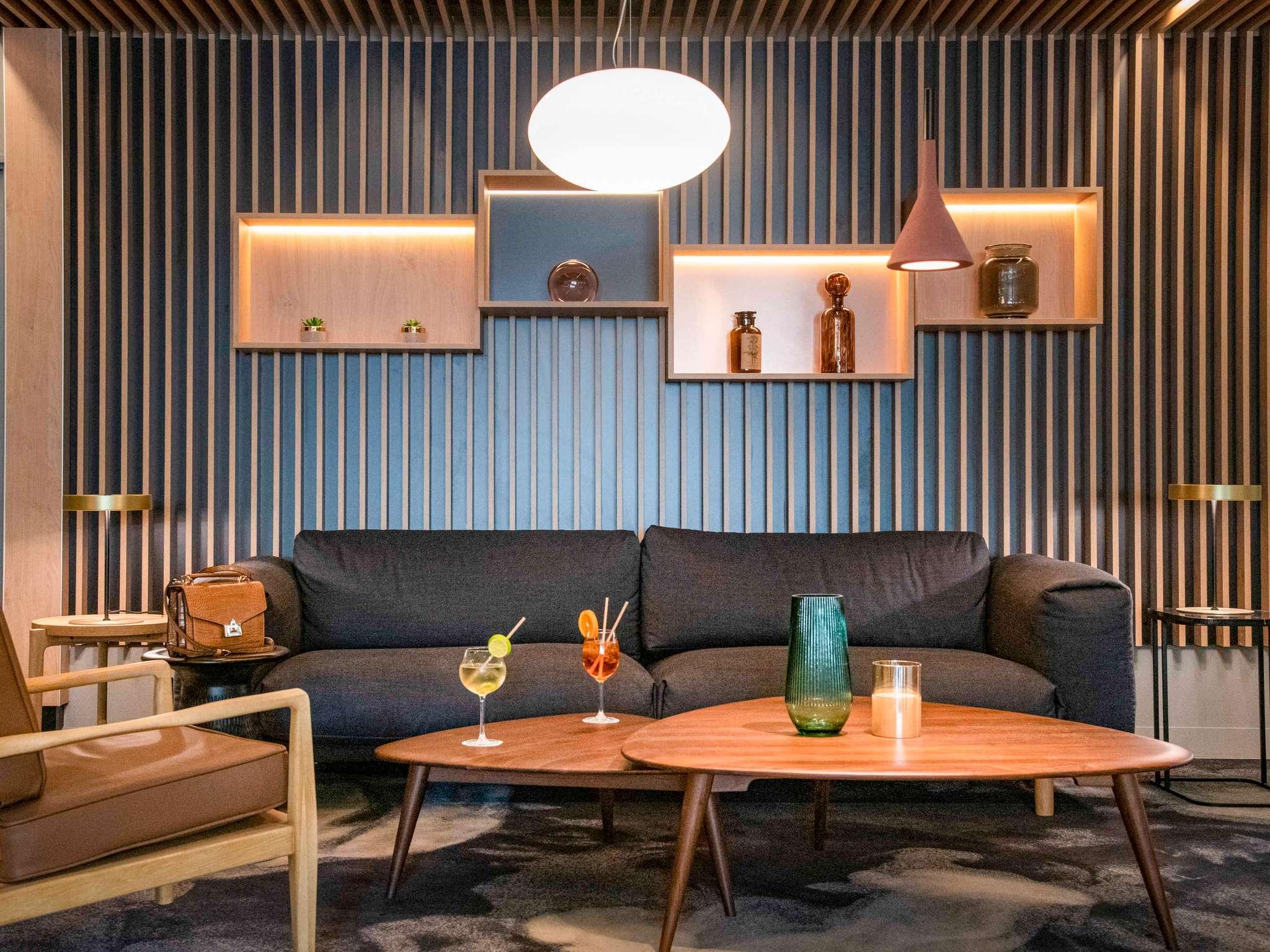 호텔 – Novotel Antibes Sophia Antipolis