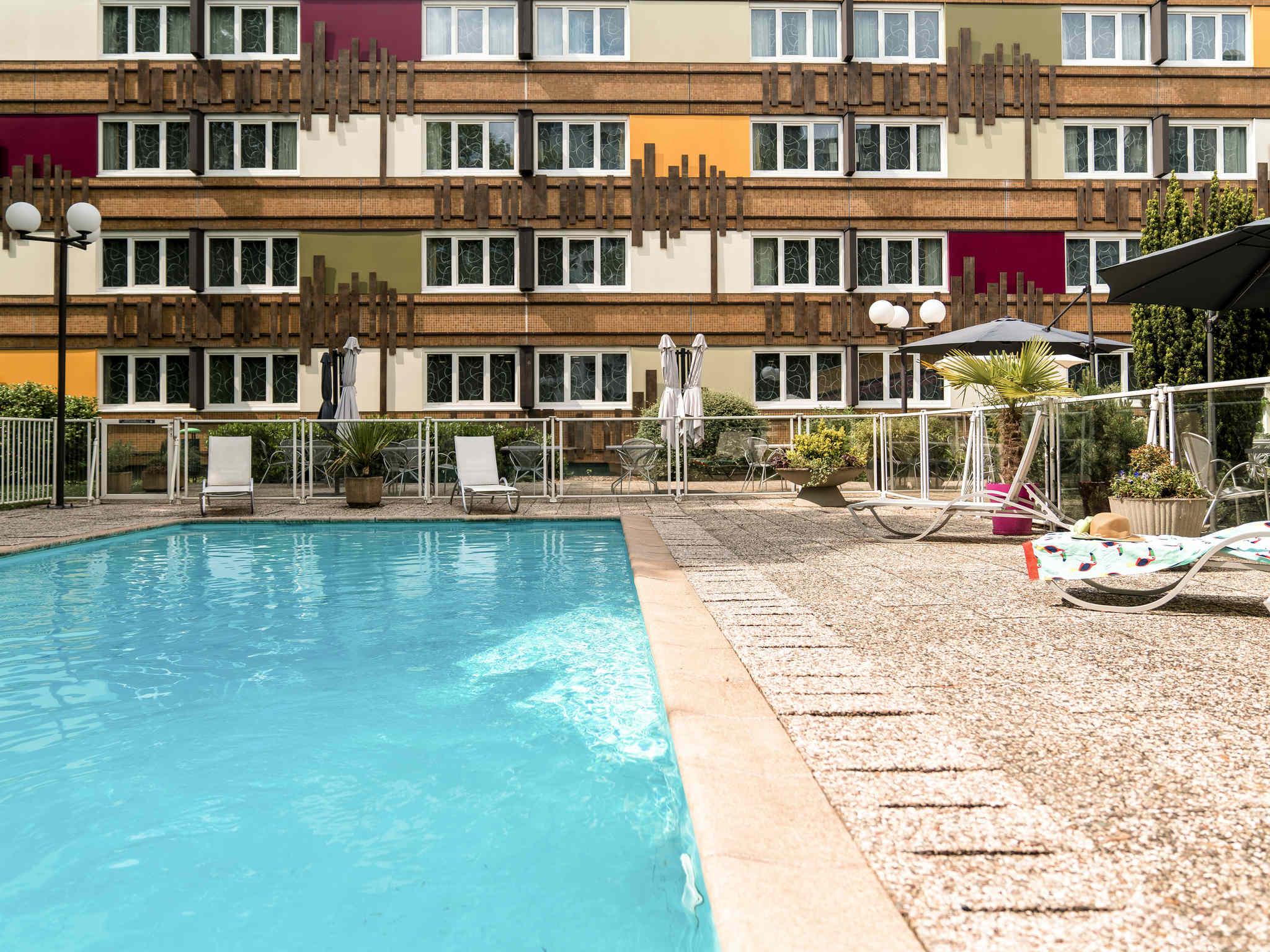 Отель — ibis Styles Besançon