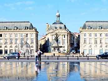 Destination - Novotel Bordeaux Lac
