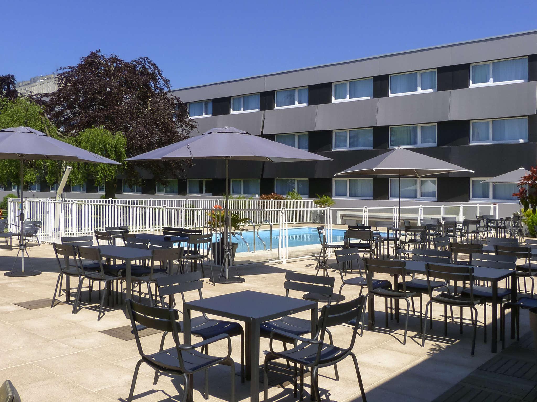 โรงแรม – Novotel Caen Côte de Nacre
