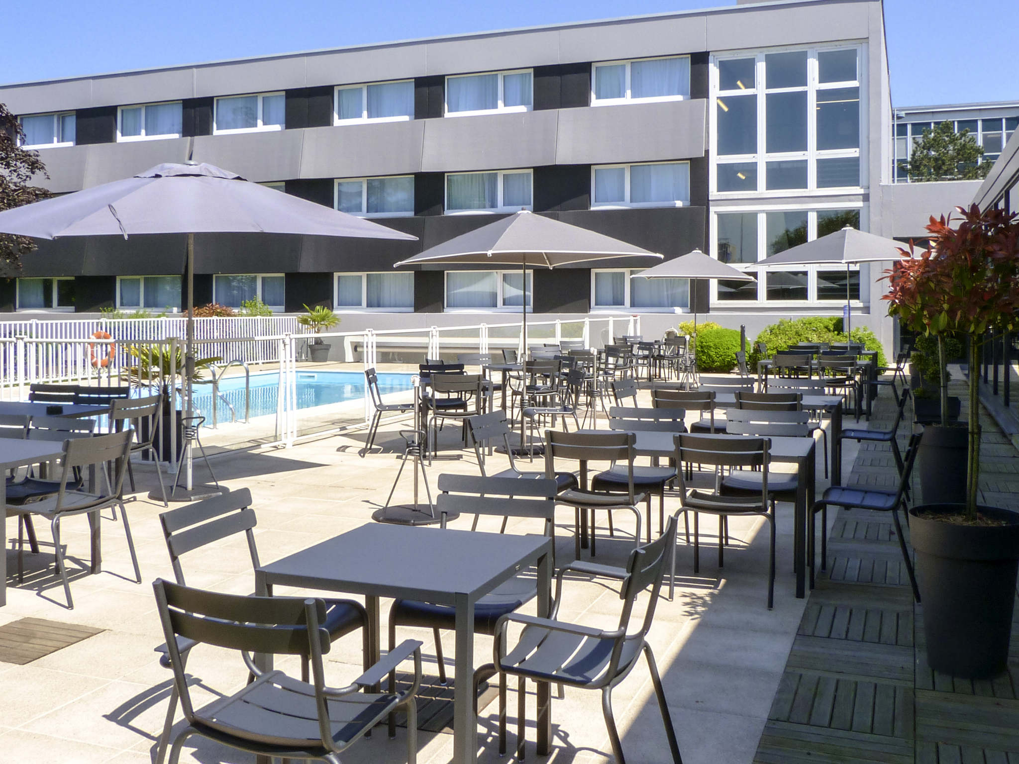 Hotel In Caen Novotel Caen Côte De Nacre