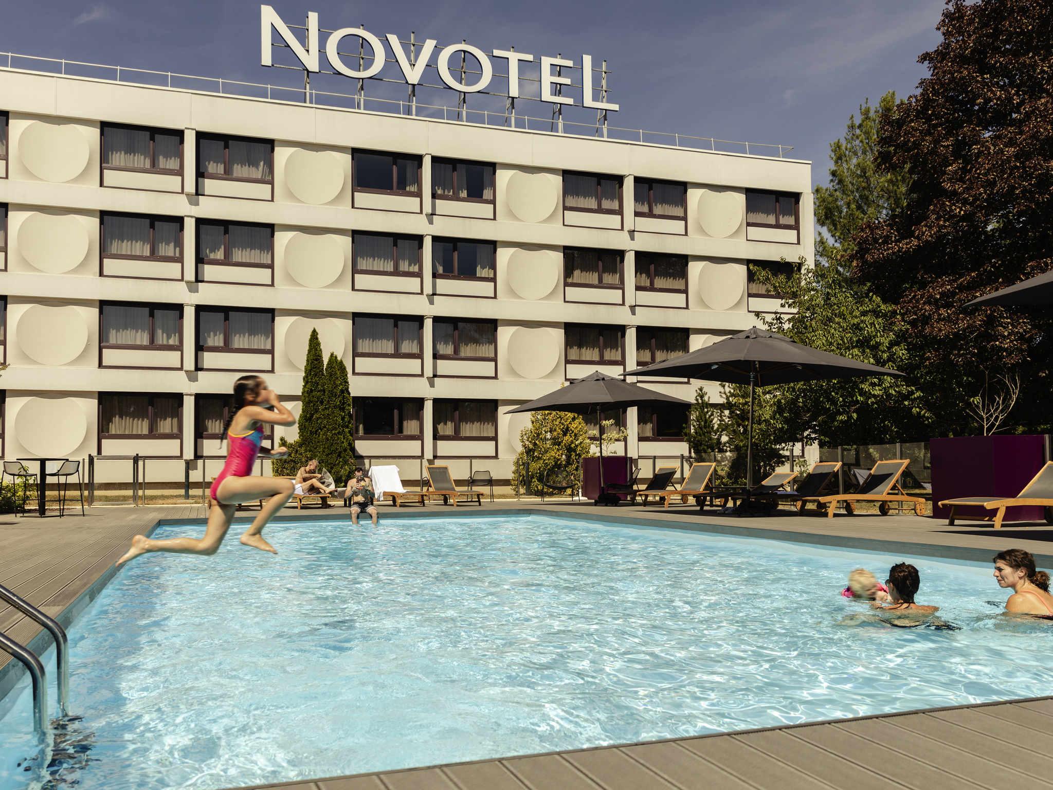โรงแรม – Novotel Nancy