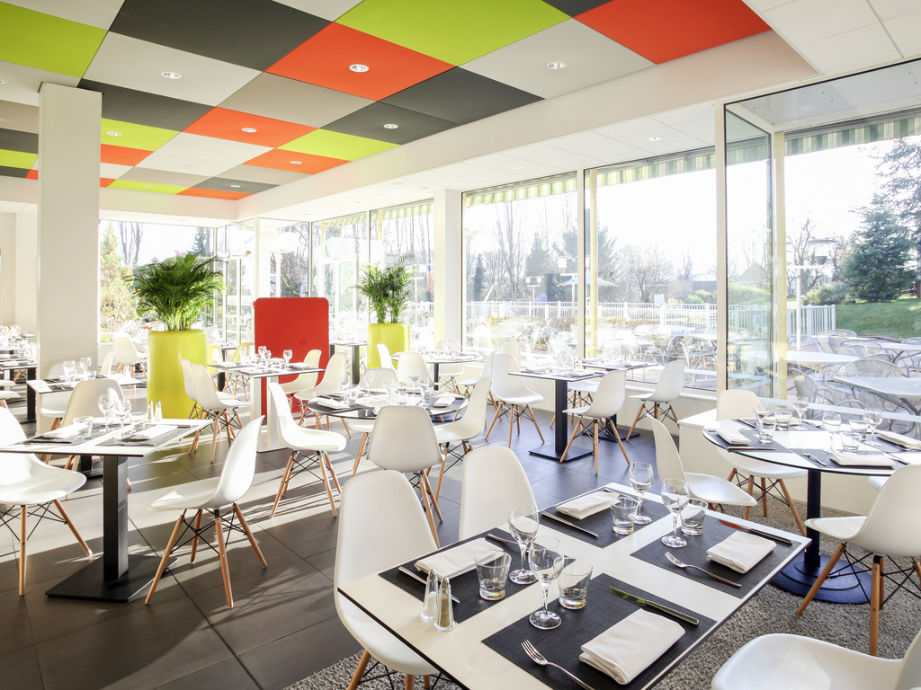 Hotel in houdemont ibis styles nancy sud ex novotel for Hotel avec restaurant