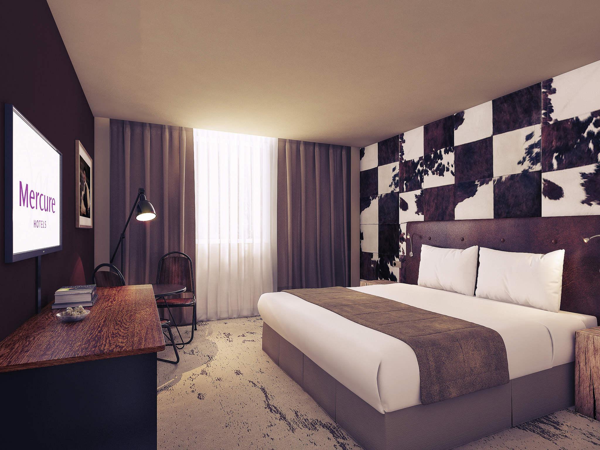 Hotel in CHAMONIX MONT-BLANC - Mercure Chamonix Les Bossons Hotel