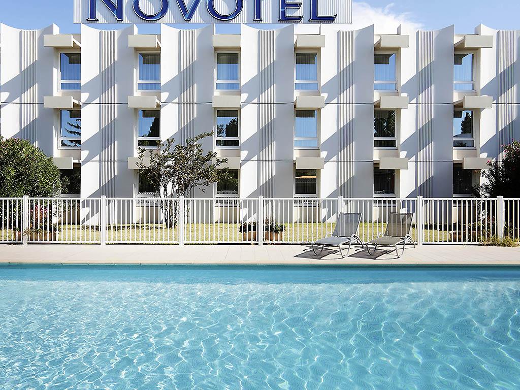 Hotel narbonne novotel narbonne sud - Hotel narbonne plage avec piscine ...